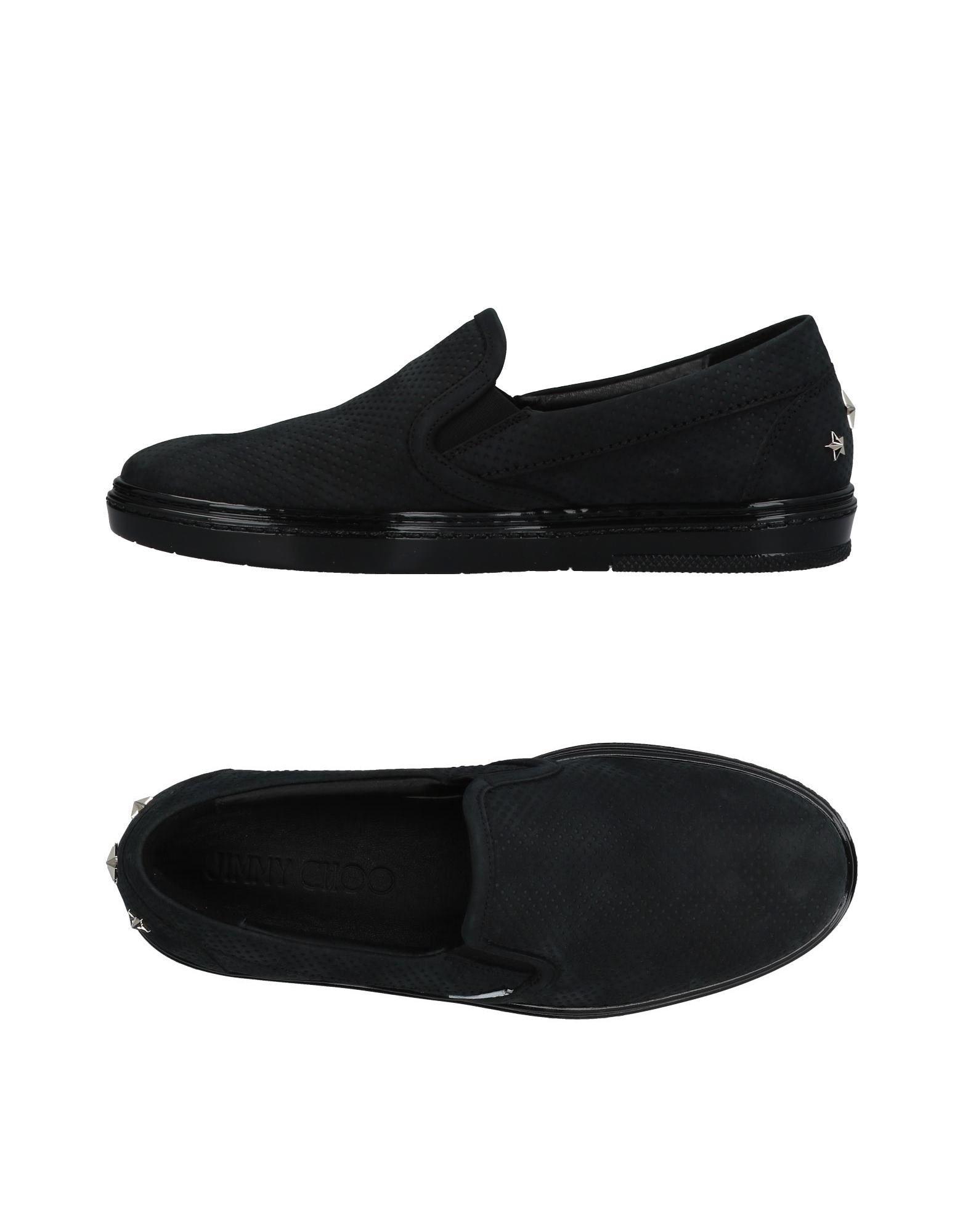 Sneakers - Jimmy Choo Uomo - Sneakers 11431925NM 9b061b