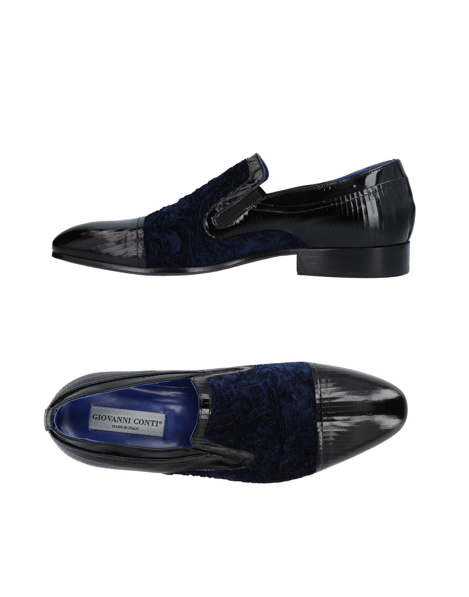 Rabatt echte Schuhe Giovanni Conti Mokassins Herren  11431961EF