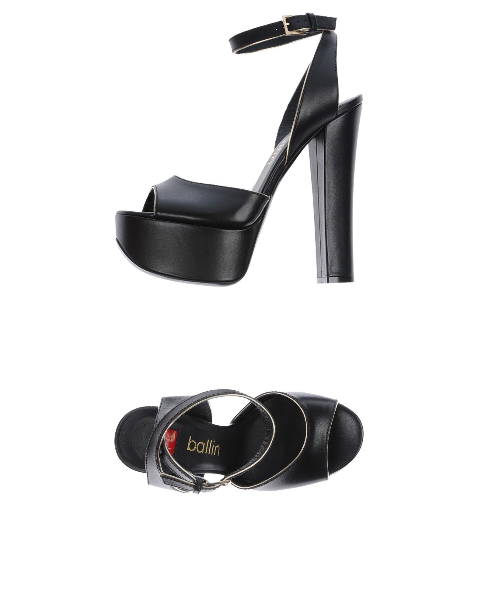 Haltbare Mode billige Schuhe Ballin Heiße Sandalen Damen  11431984XO Heiße Ballin Schuhe 05afa4