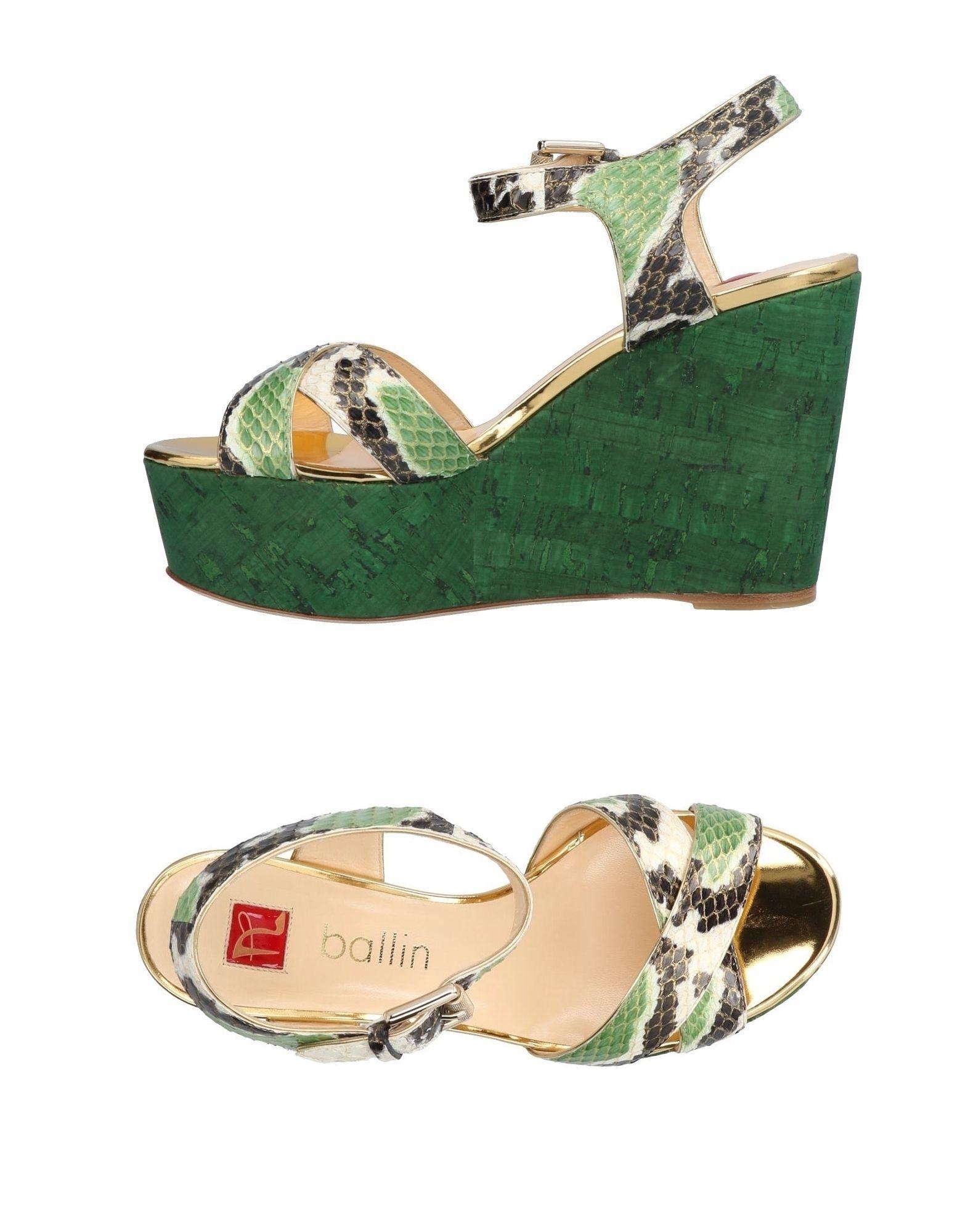 Moda Sandali Ballin Donna - 11432001HN