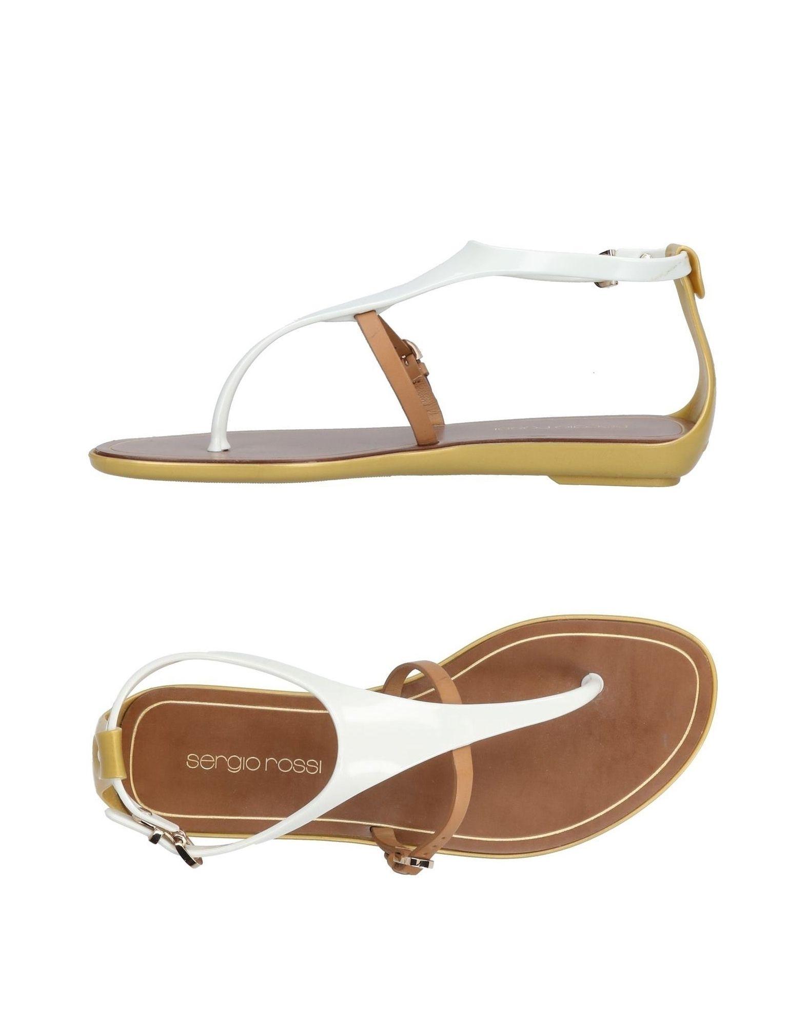 Gut um billige Schuhe zu tragenSergio Rossi Dianetten Damen  11432044OL