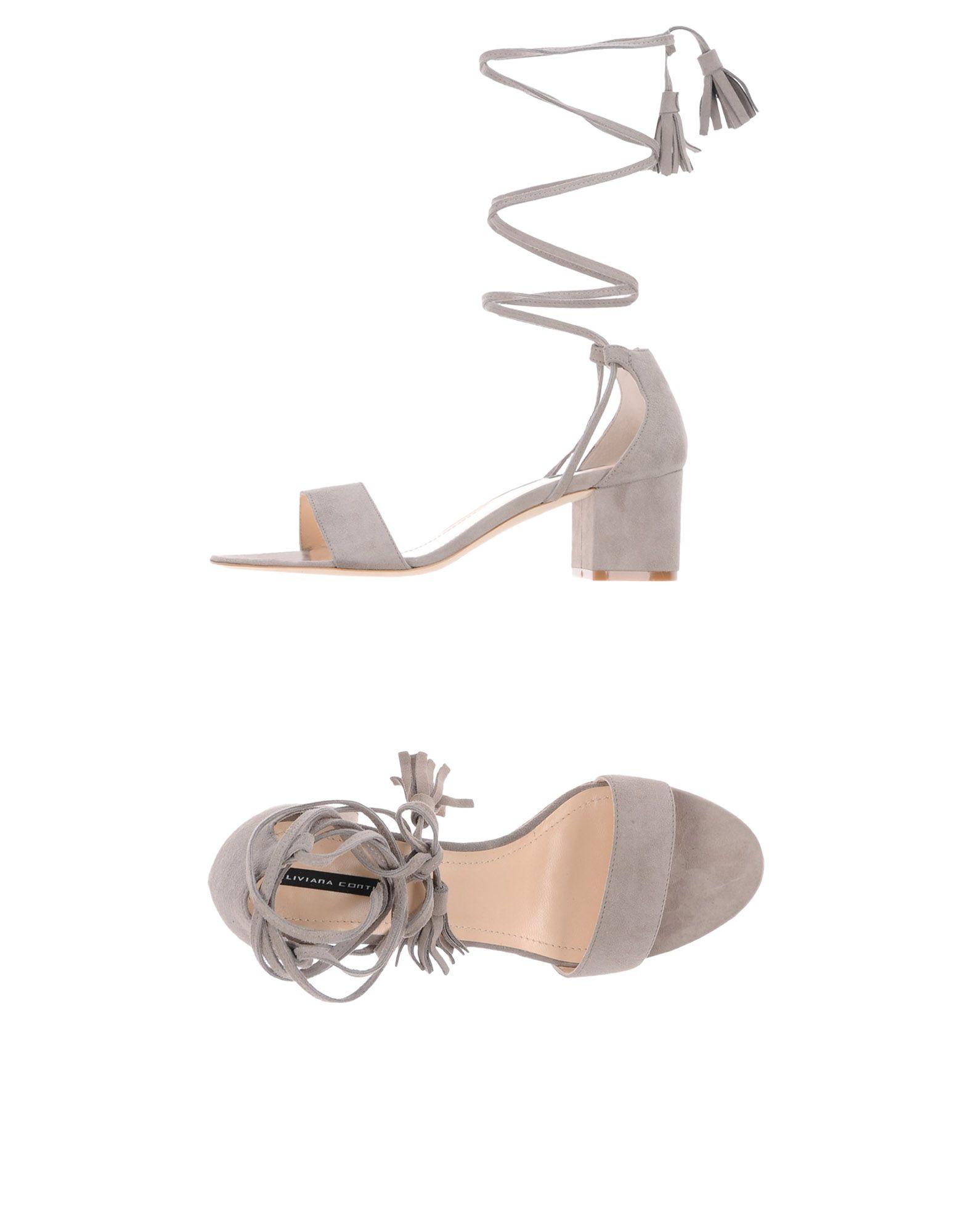 Liviana Conti Sandalen Damen  11432142SW Gute Qualität beliebte Schuhe