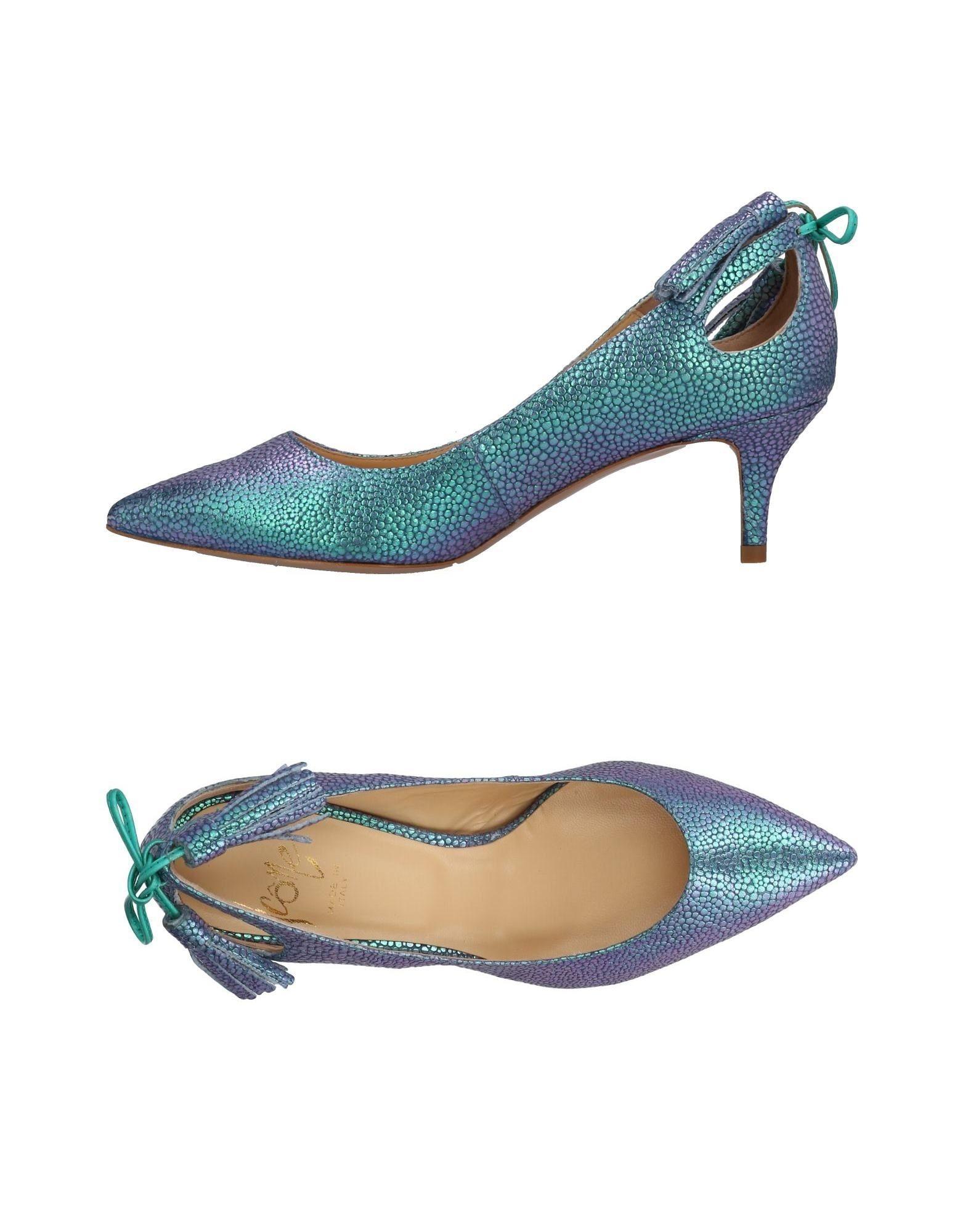 Gut um Pumps billige Schuhe zu tragenIcône Pumps um Damen  11432151XH 241ce6