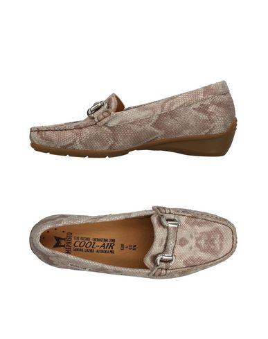 Zapatos de hombre y mujer de promoción por tiempo limitado Mocasín Cuoieria Mujer - Mocasines Cuoieria- 11482697BE Beige