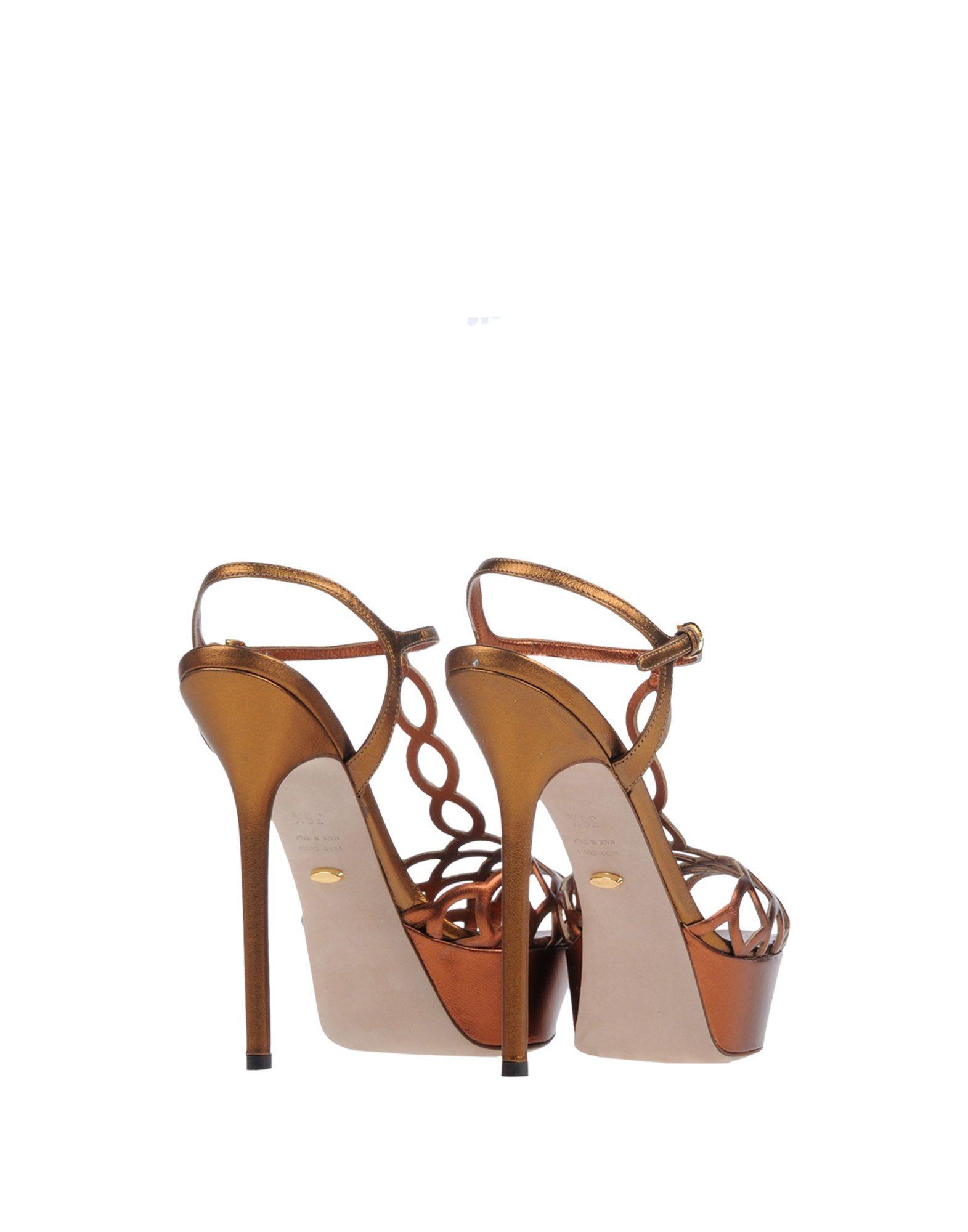 Sergio Rossi Sandalen Damen  11432157GKGut aussehende strapazierfähige Schuhe