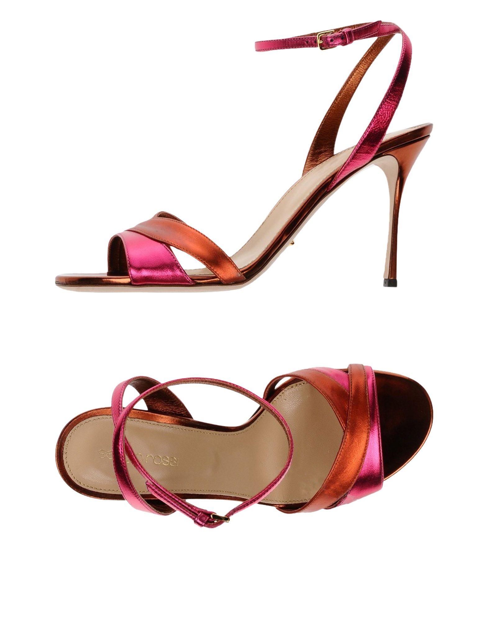 Rabatt Schuhe Sergio Rossi Sandalen Damen  11432159KJ