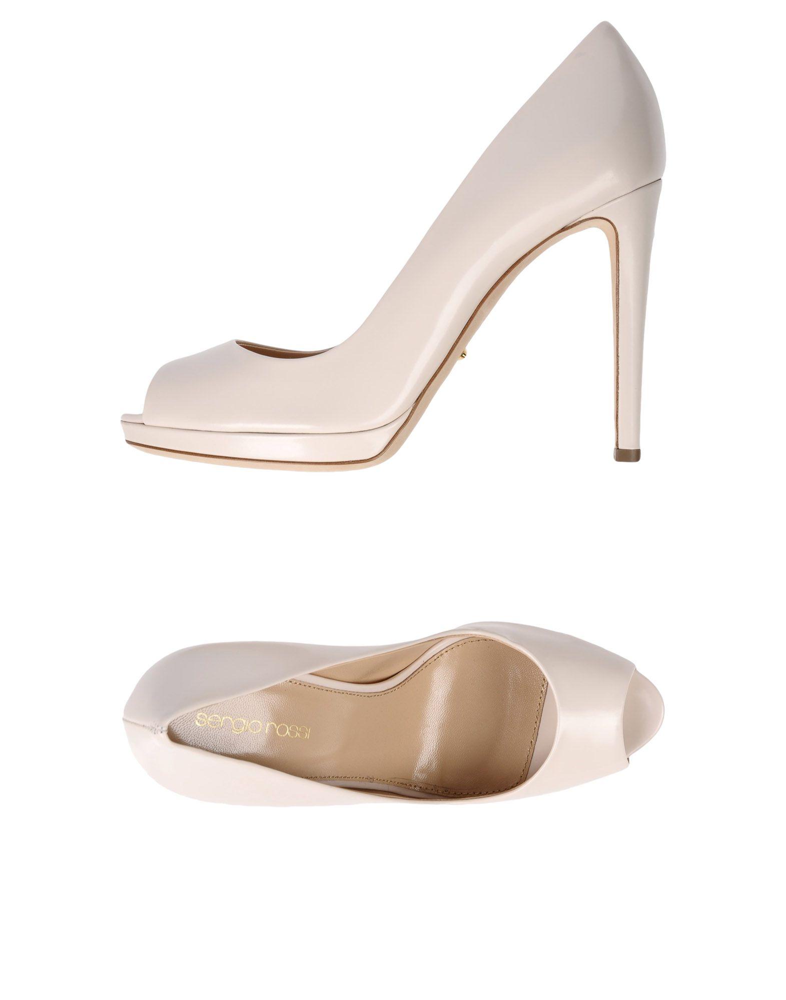 Sergio Rossi Pumps Damen  11432199TKGut aussehende strapazierfähige Schuhe