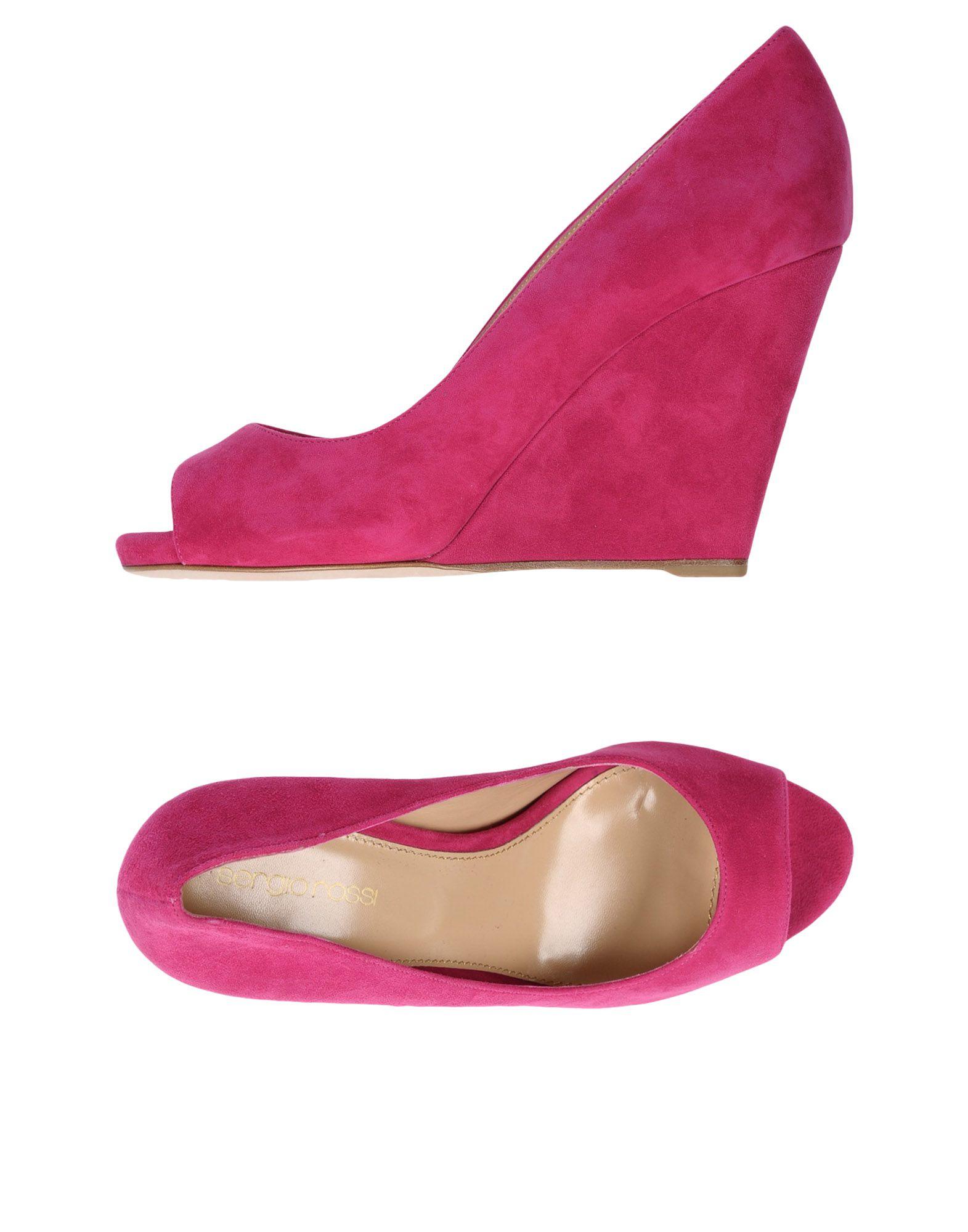 Stilvolle billige Schuhe Sergio Rossi Pumps Pumps Pumps Damen  11432213PF 196524
