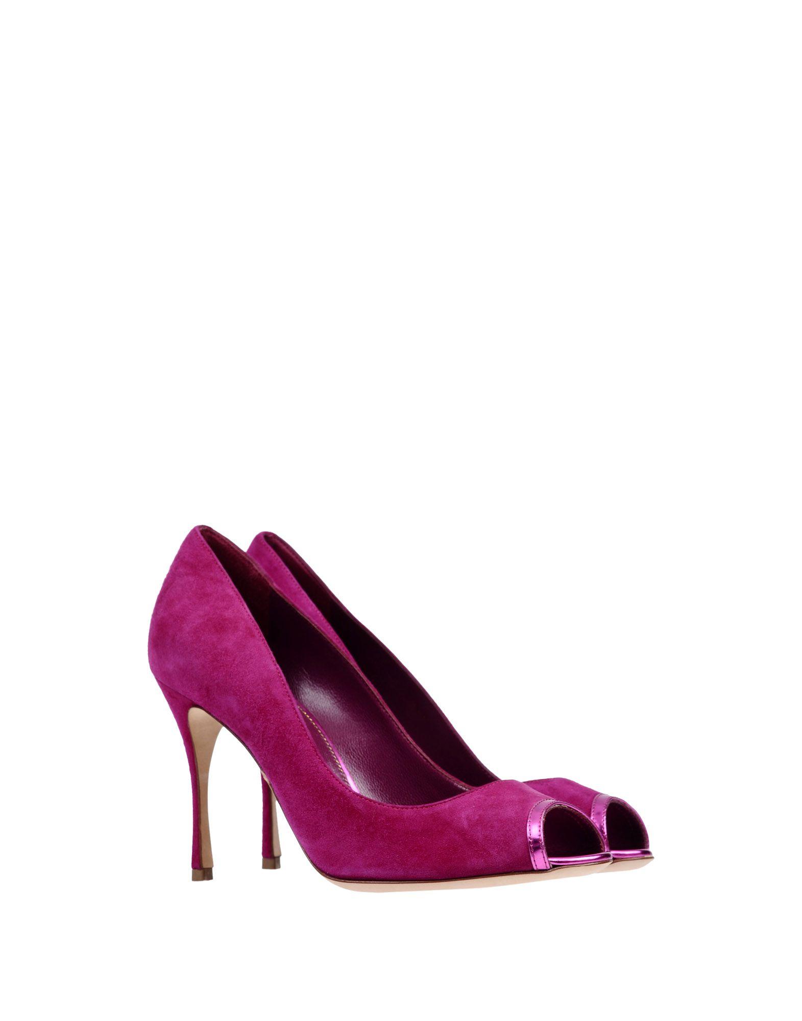 Rabatt Schuhe Sergio Rossi Pumps Damen  11432223JG