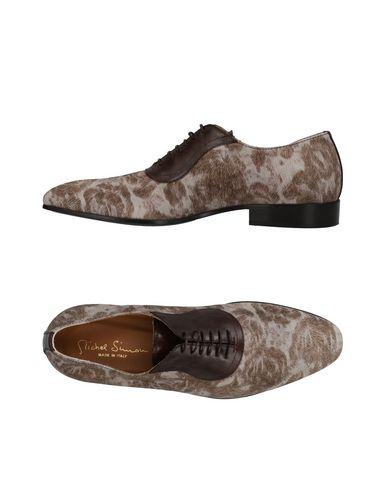 Chaussures - Chaussures À Lacets Michel Simon c9pG89pEw