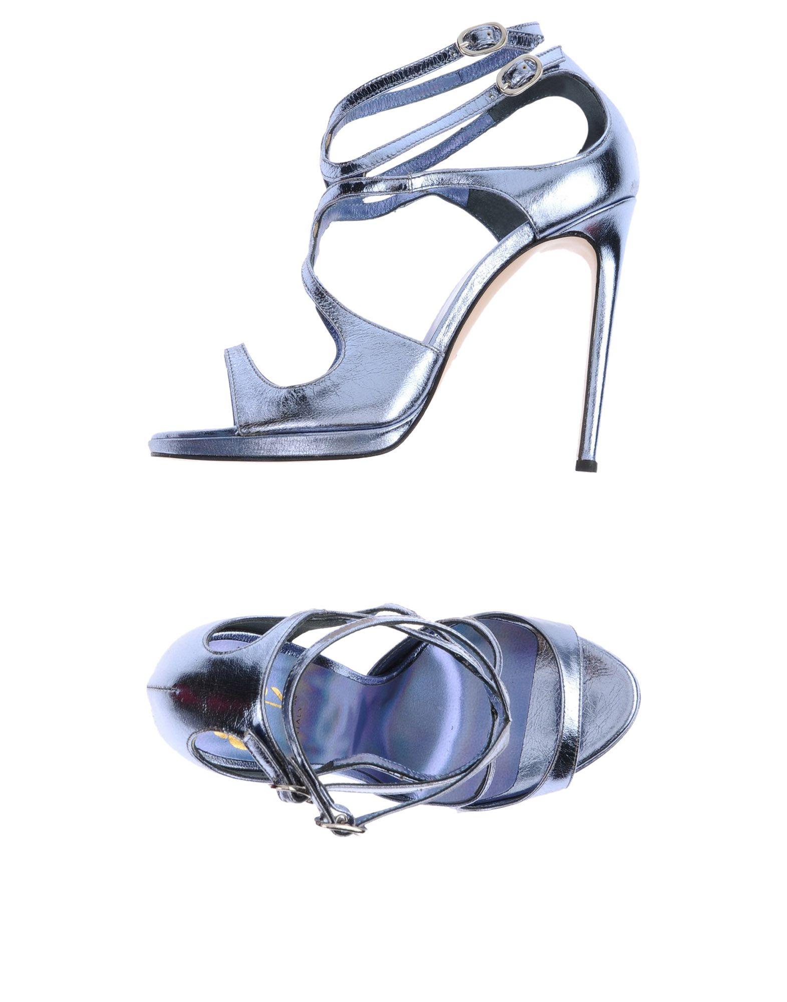 Stilvolle billige Schuhe Icône Sandalen Damen  11432280DW