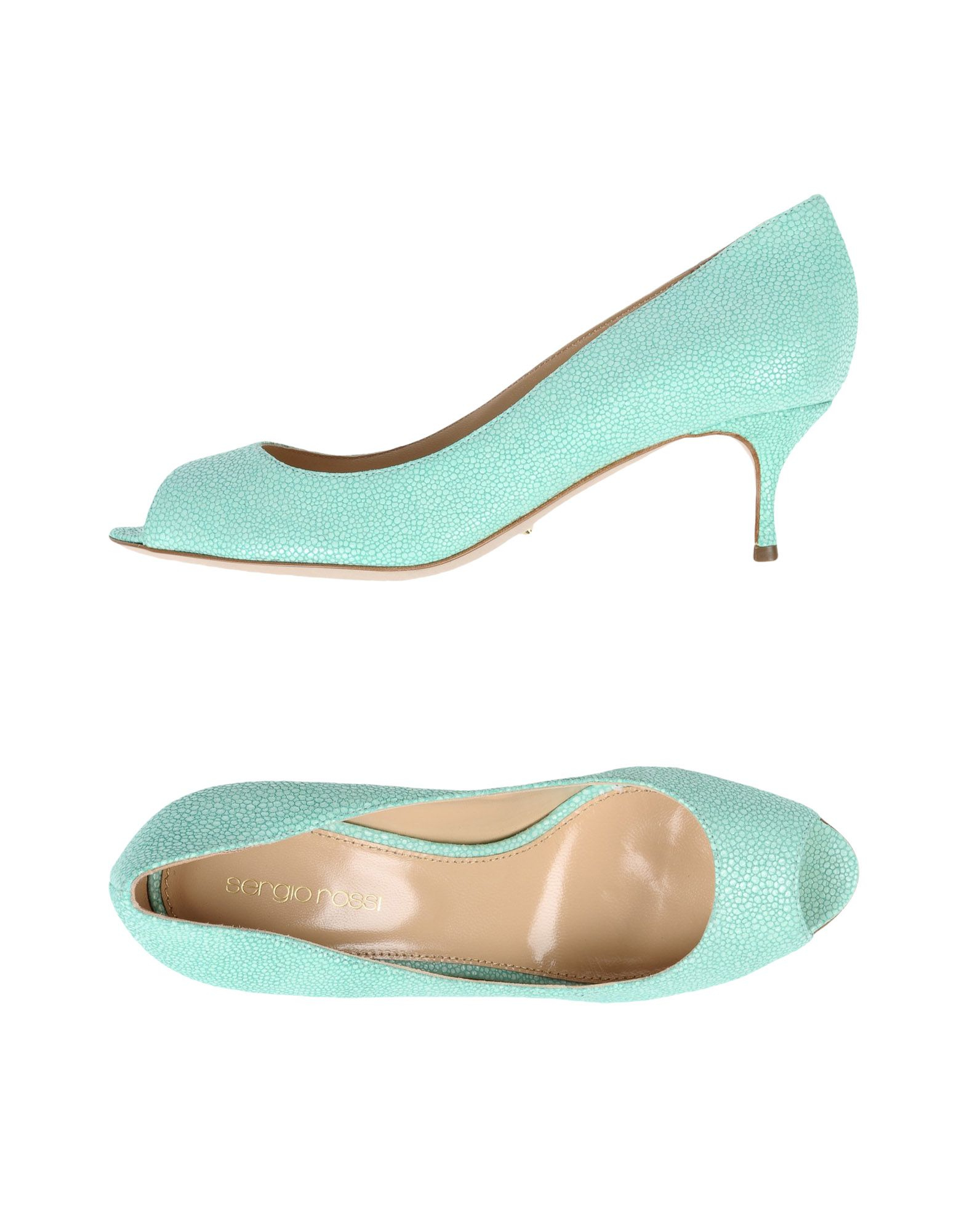 Stilvolle billige Schuhe Sergio Rossi Pumps Damen  11432283HX