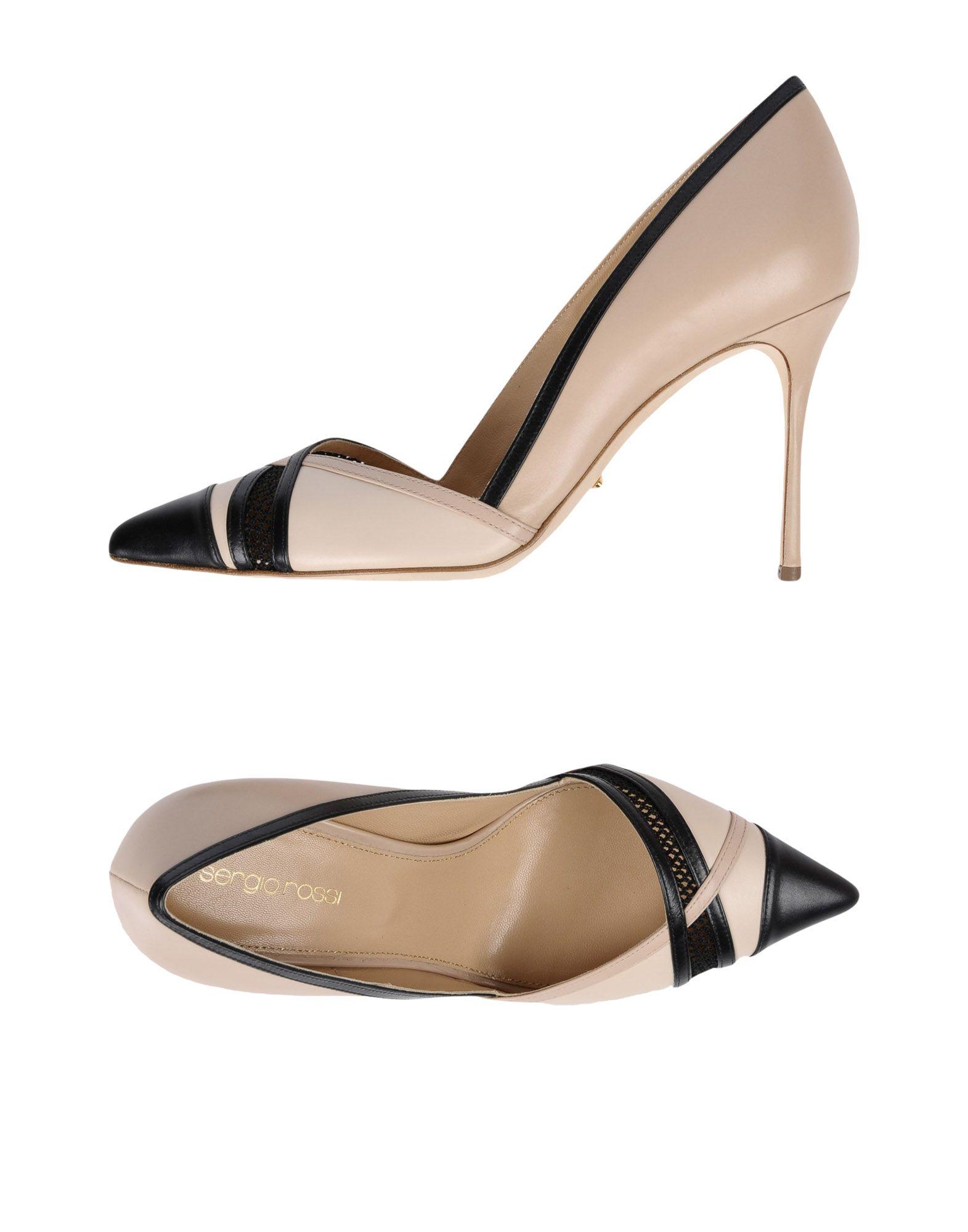 Rabatt Schuhe Sergio Damen Rossi Pumps Damen Sergio  11432291UA a2d9aa
