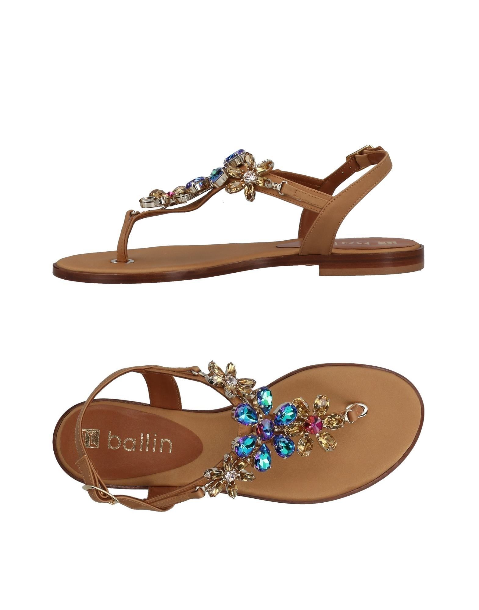 Stilvolle billige Schuhe Ballin Dianetten Damen  11432323AA