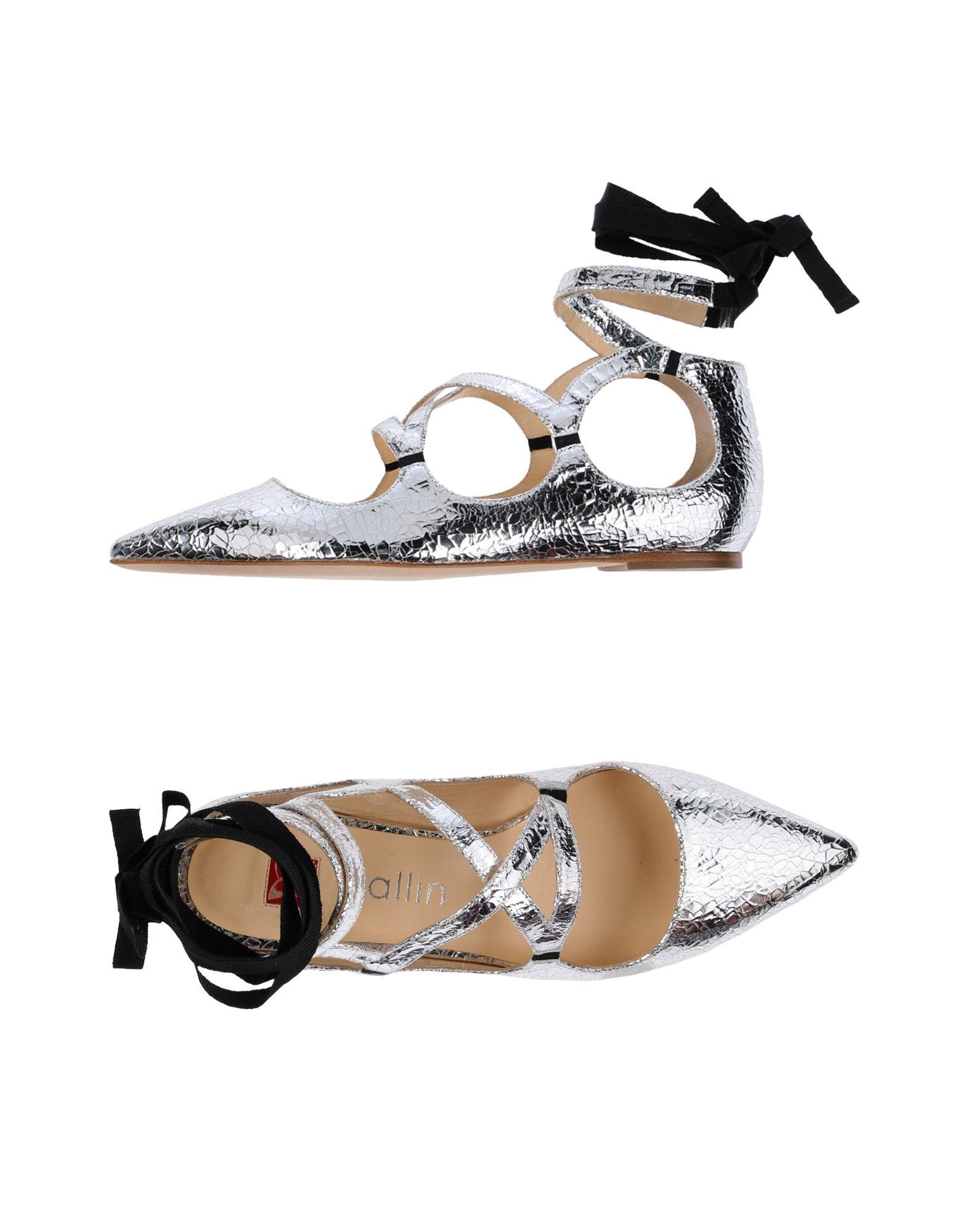 Stilvolle billige Schuhe Ballin Ballerinas Damen  11432343DQ