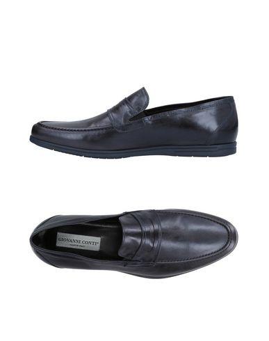 Zapatos cómodos y versátiles Mocasín Giovanni Conti Hombre - Mocasines Giovanni Conti - 11432405QD Azul oscuro