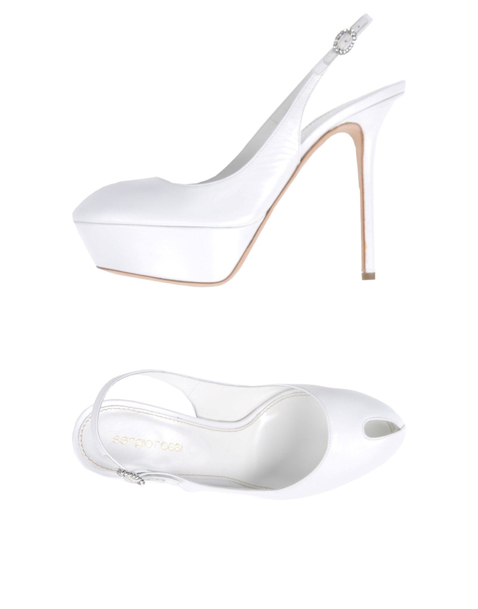 Stilvolle billige Schuhe Sergio Rossi Sandalen Damen  11432502WV
