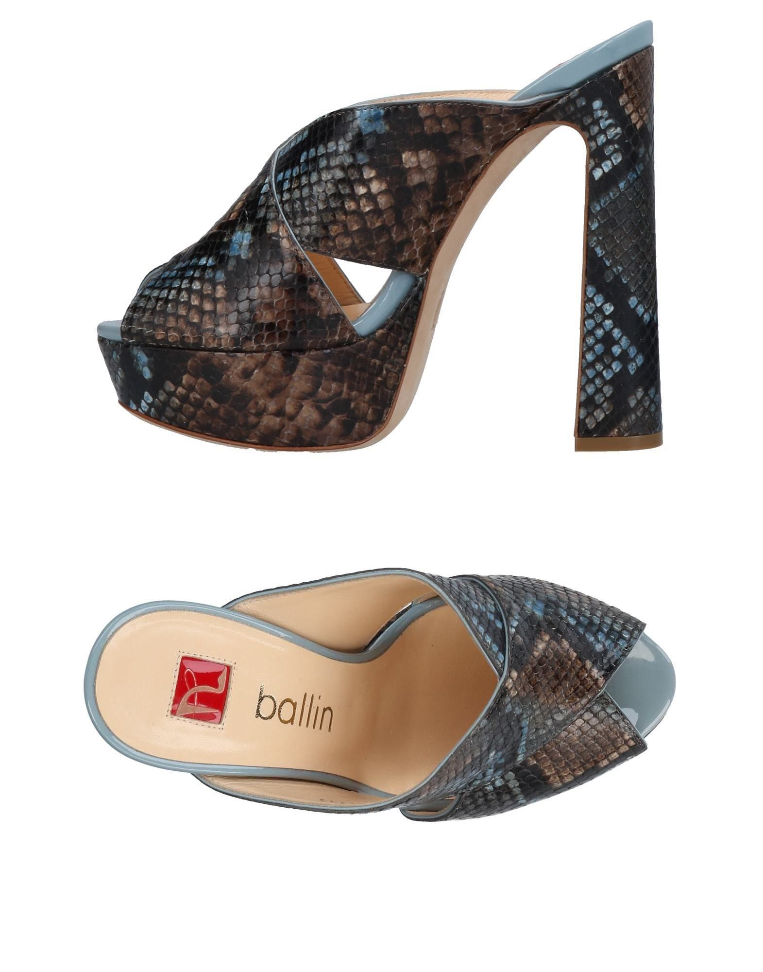 Ballin Sandalen Damen  11432548KPGut aussehende strapazierfähige Schuhe