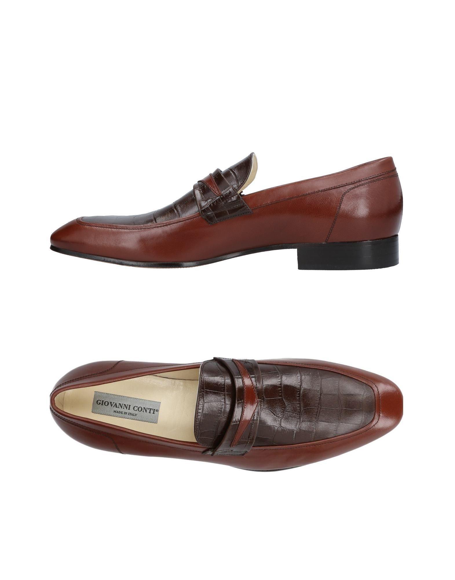 Giovanni Conti Mokassins Herren  11432554QA Neue Schuhe