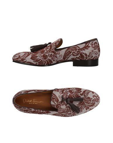 Zapatos con descuento Mocasín Michel Simon Hombre - Mocasines Michel Simon - 11432566OQ Marrón