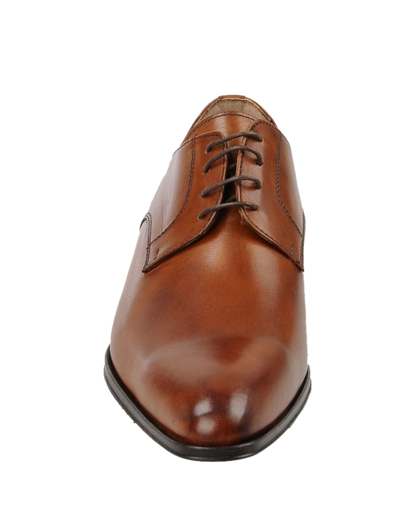 Leonardo Principi Schuhe Schnürschuhe Herren  11432587XF Neue Schuhe Principi 72004b