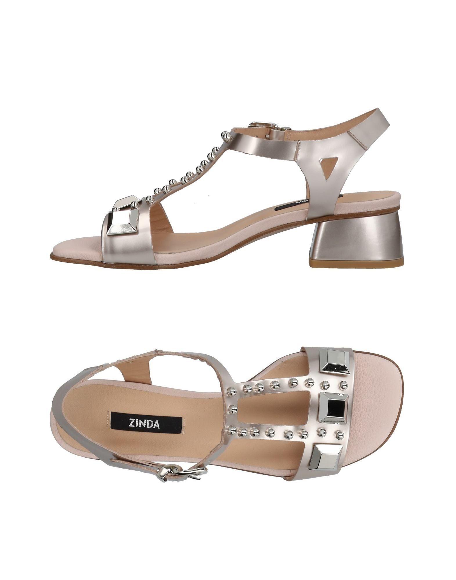 Zinda Sandalen Damen  11432608GD Gute Qualität beliebte Schuhe