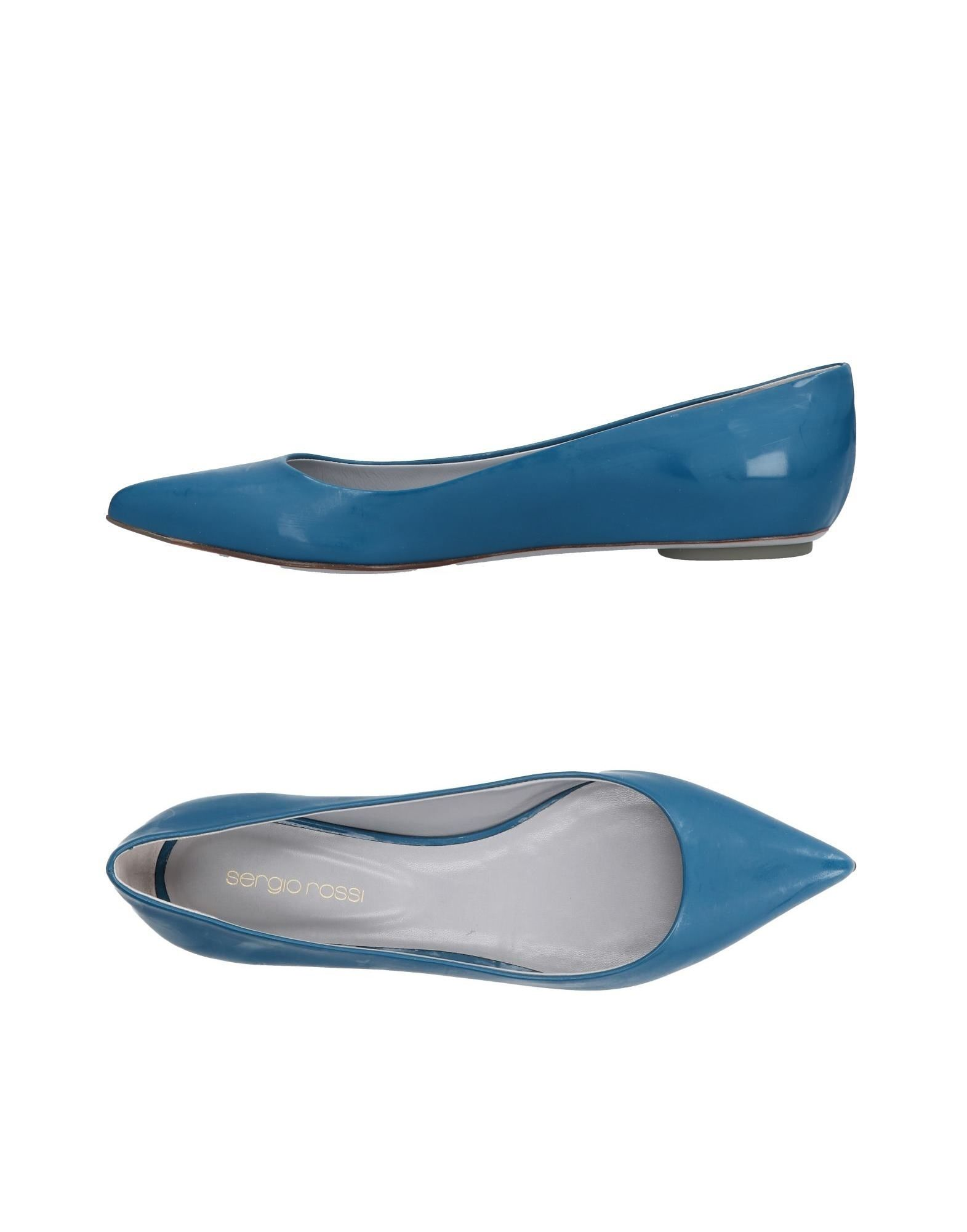 Sergio Rossi Ballet Rossi Flats - Women Sergio Rossi Ballet Ballet Flats online on  Canada - 11432691CE 039a1d
