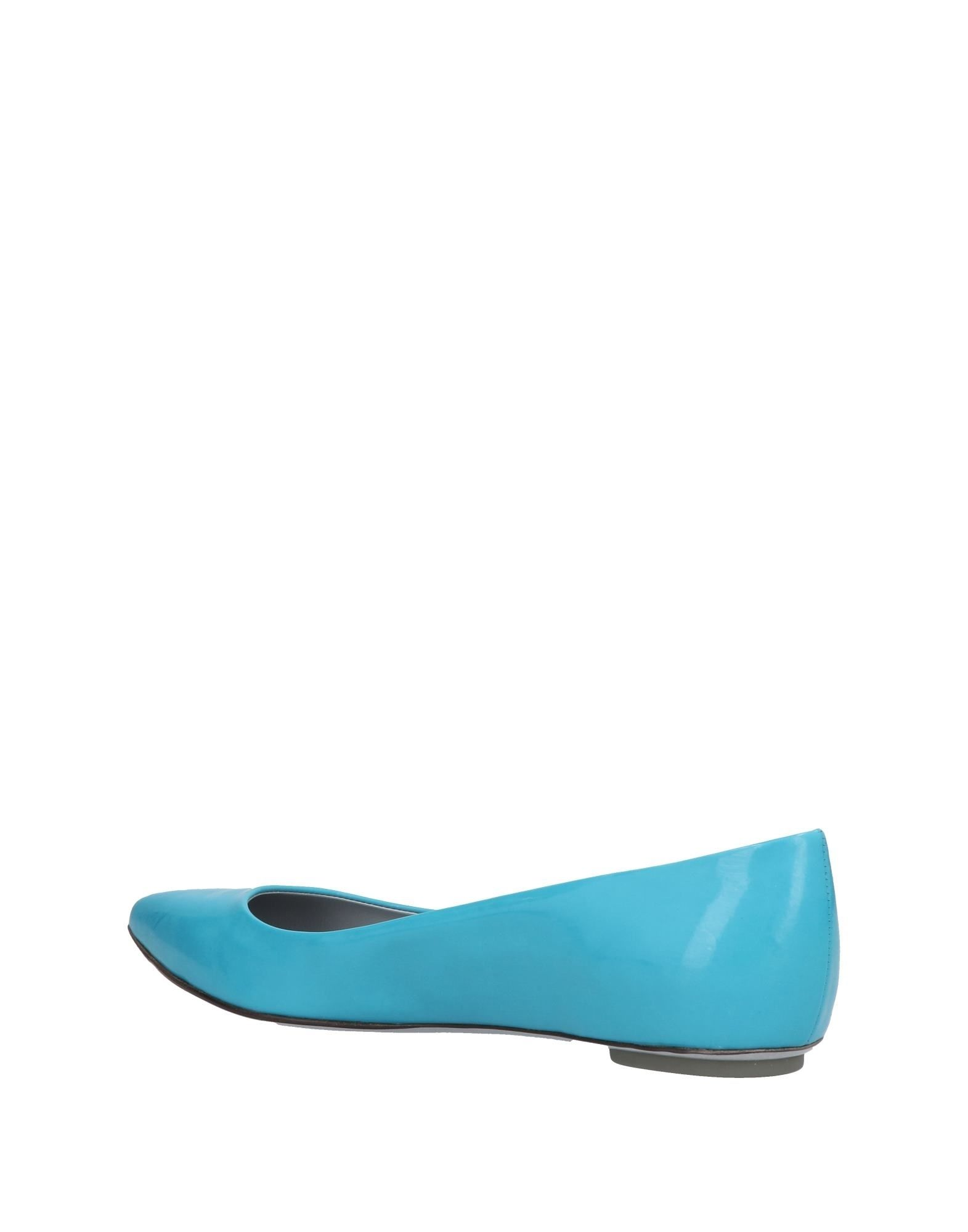 Stilvolle billige Schuhe Sergio Rossi Ballerinas Damen  11432691TG