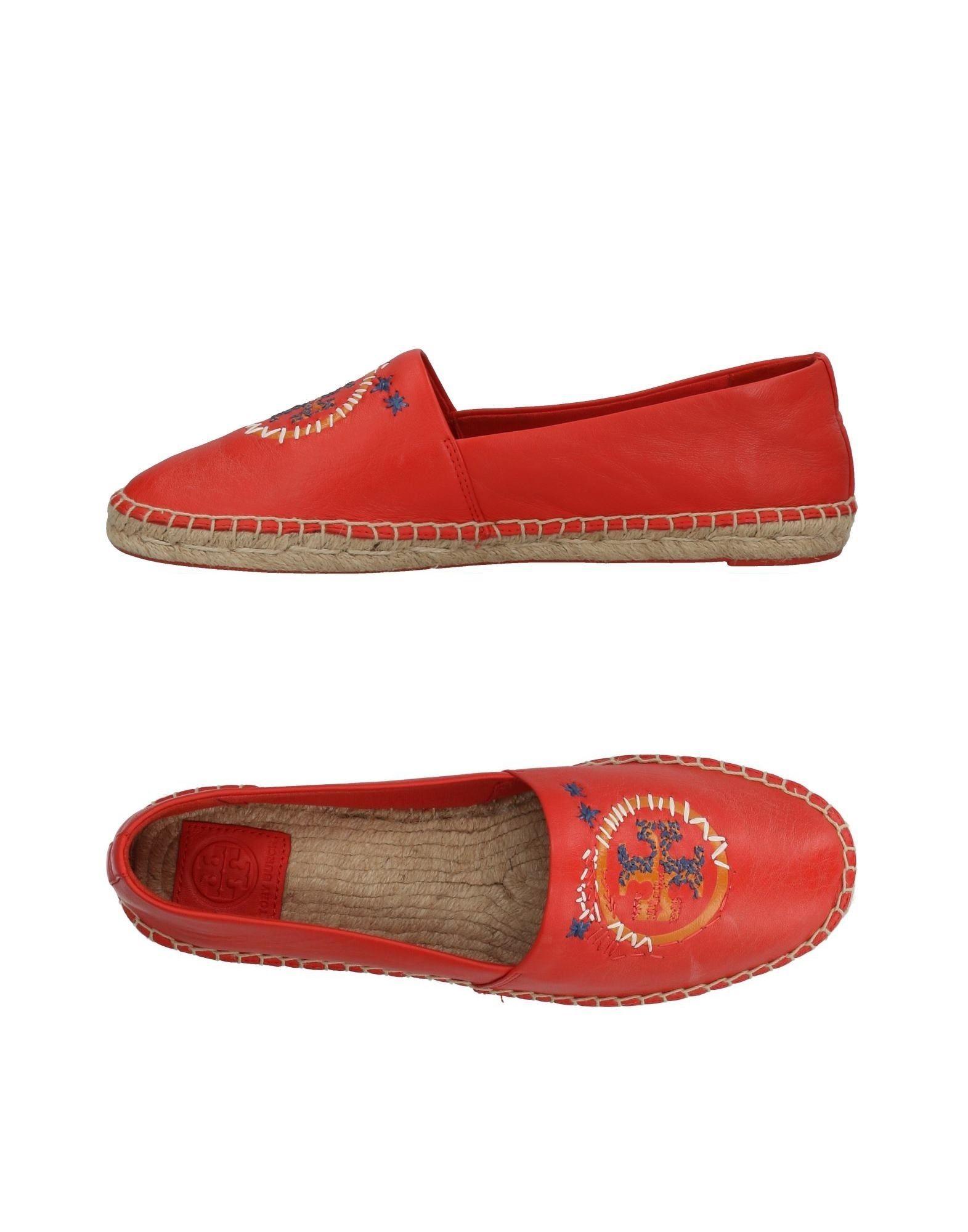 Stilvolle billige Schuhe Tory Burch Espadrilles Damen  11432706TT