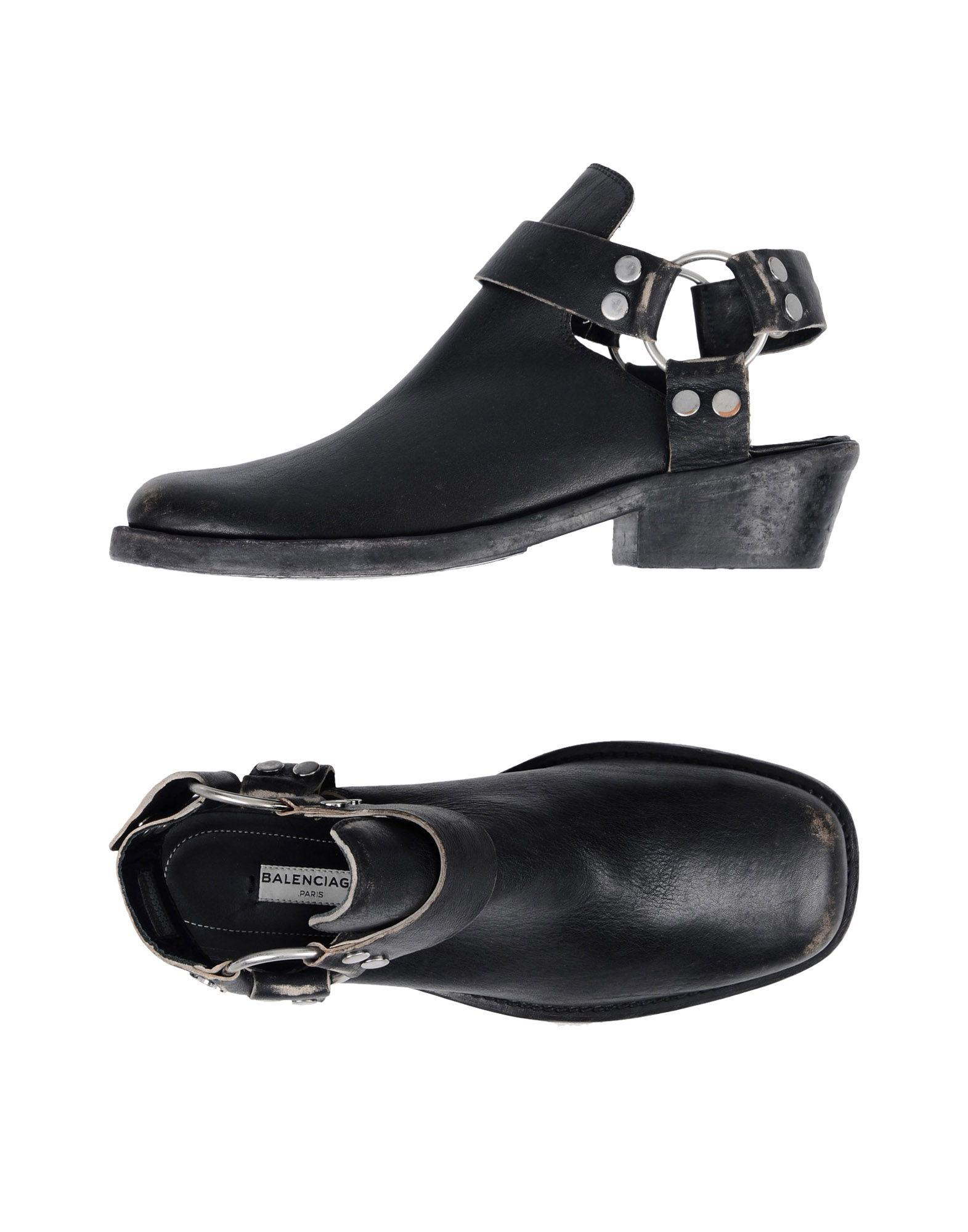 Balenciaga Pantoletten Damen  11432715CLGünstige gut aussehende Schuhe