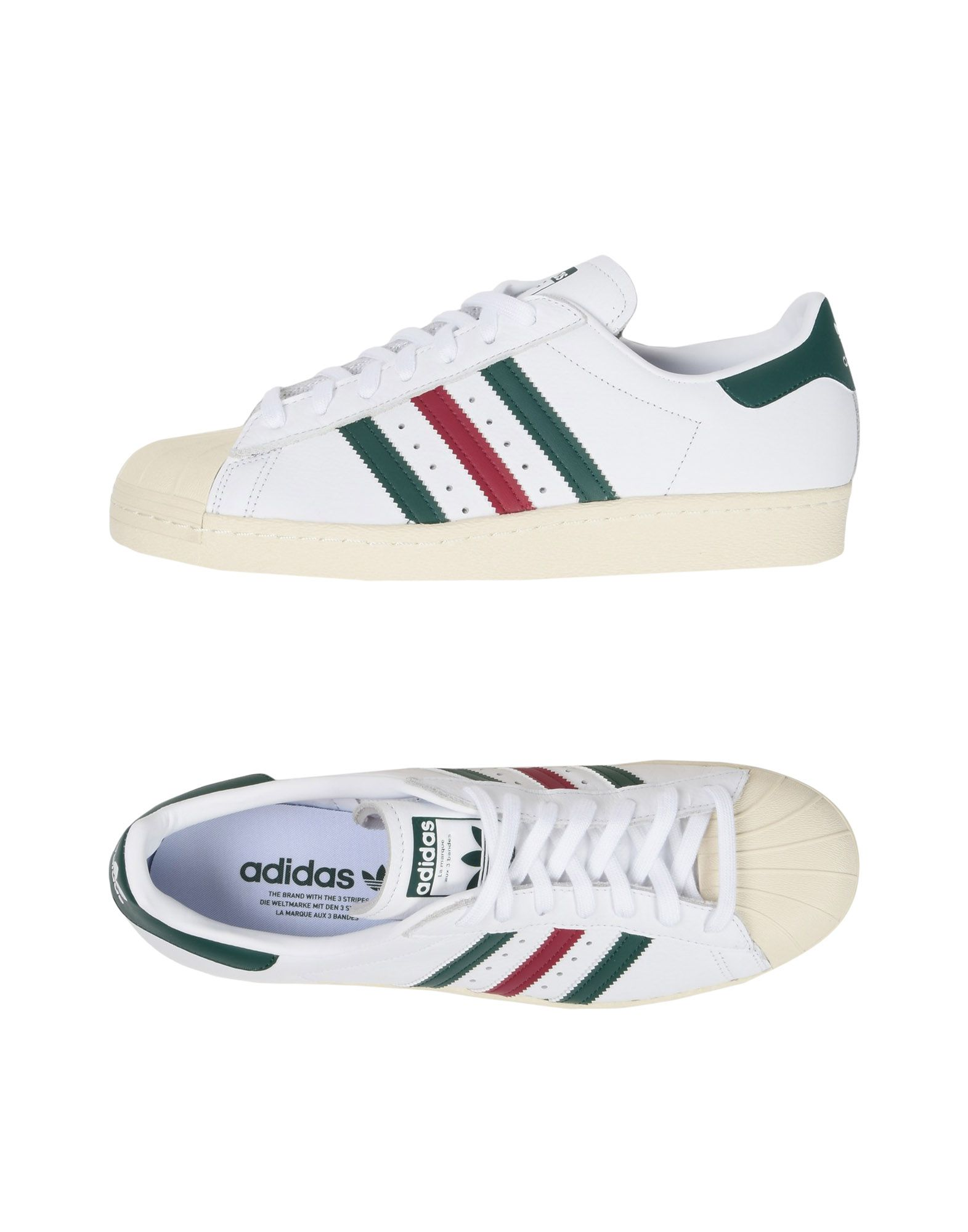 Sneakers Adidas Originals Superstar 80S - Uomo - 11432762PS