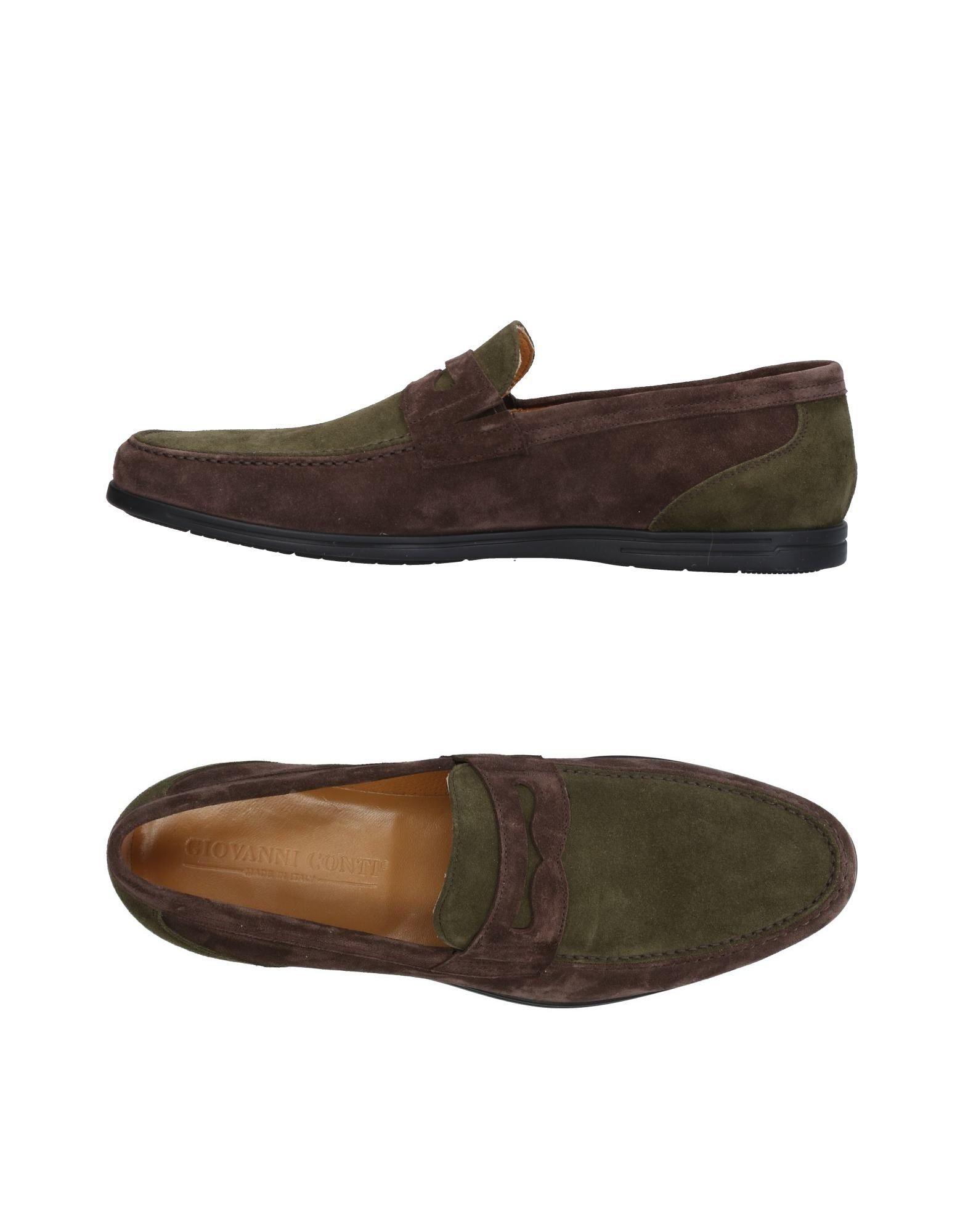 Rabatt echte Schuhe Giovanni Conti Mokassins Herren  11432806IF
