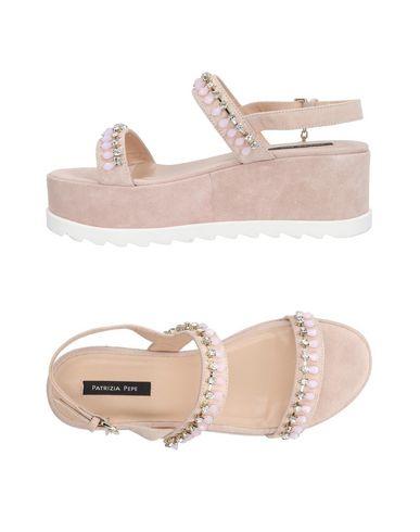 Los zapatos más populares Sandalia para hombres y mujeres Sandalia populares Patrizia Pepe Mujer - Sandalias Patrizia Pepe - 11432833MR Negro 4cb213