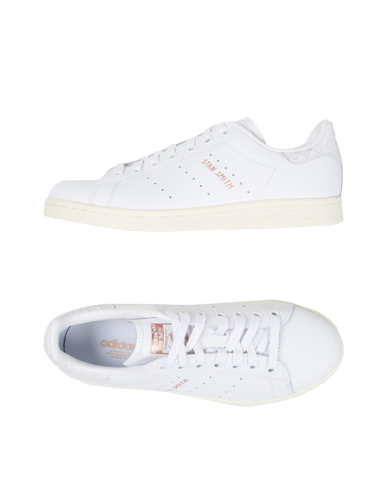 Scarpe da Ginnastica Adidas Originals Stan Smith 11432852WB W - Donna - 11432852WB Smith 4e8b22
