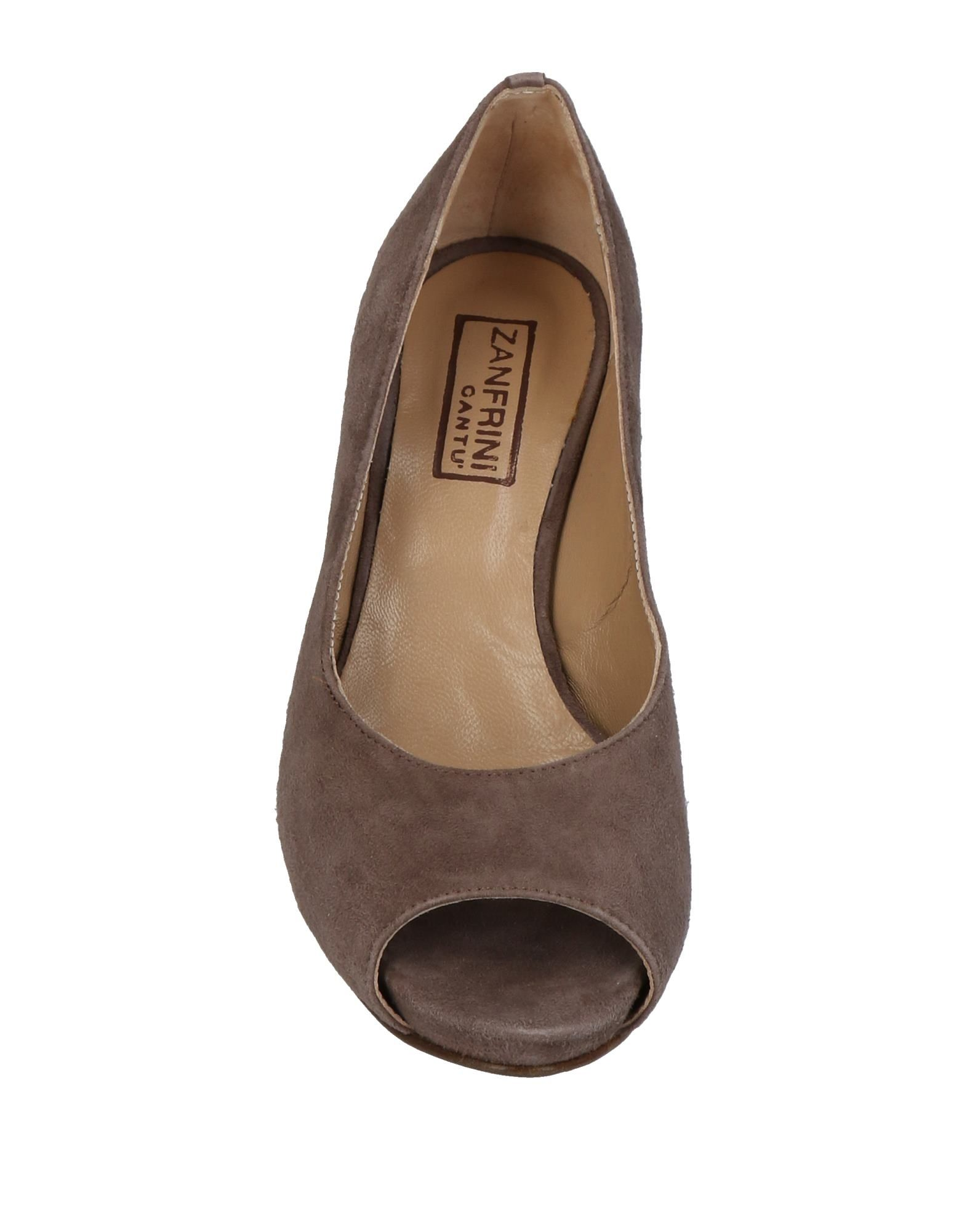 Zanfrini Cantù Pumps Damen Gute  11432870UX Gute Damen Qualität beliebte Schuhe 485f97
