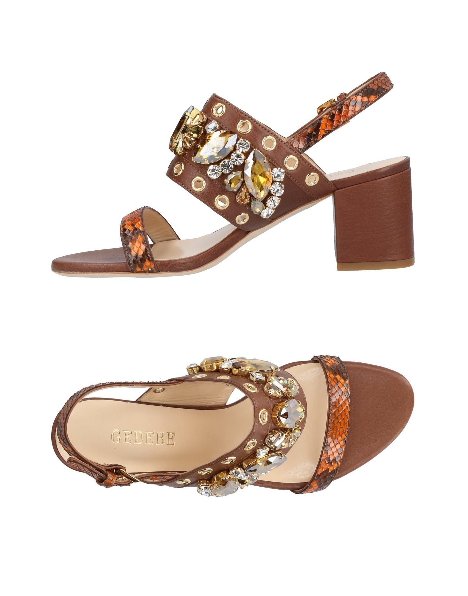 Moda Sandali Gedebe Donna - - Donna 11433032AL 6f1250