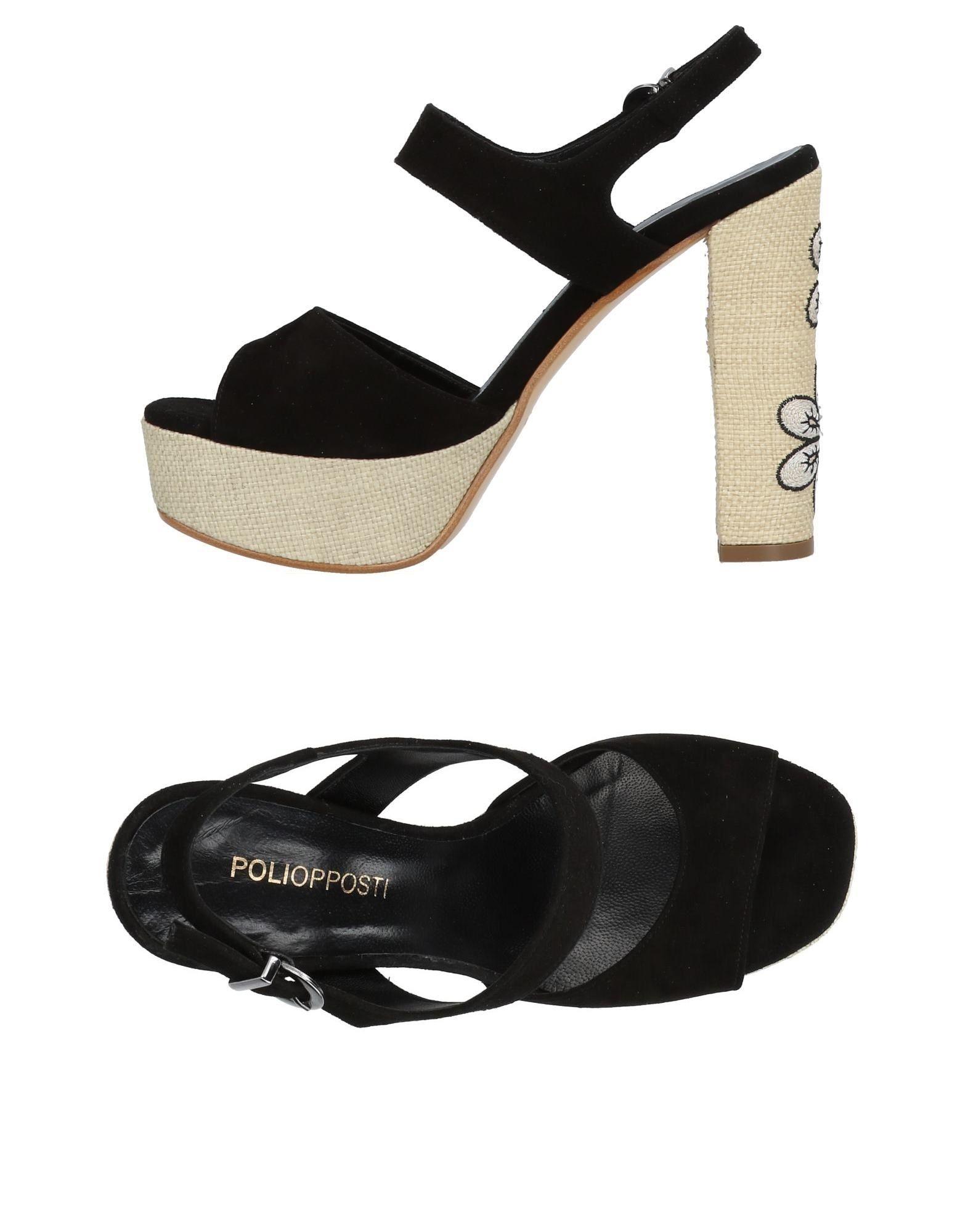 Poliopposti Sandalen Damen  11433035MK Gute Qualität beliebte Schuhe