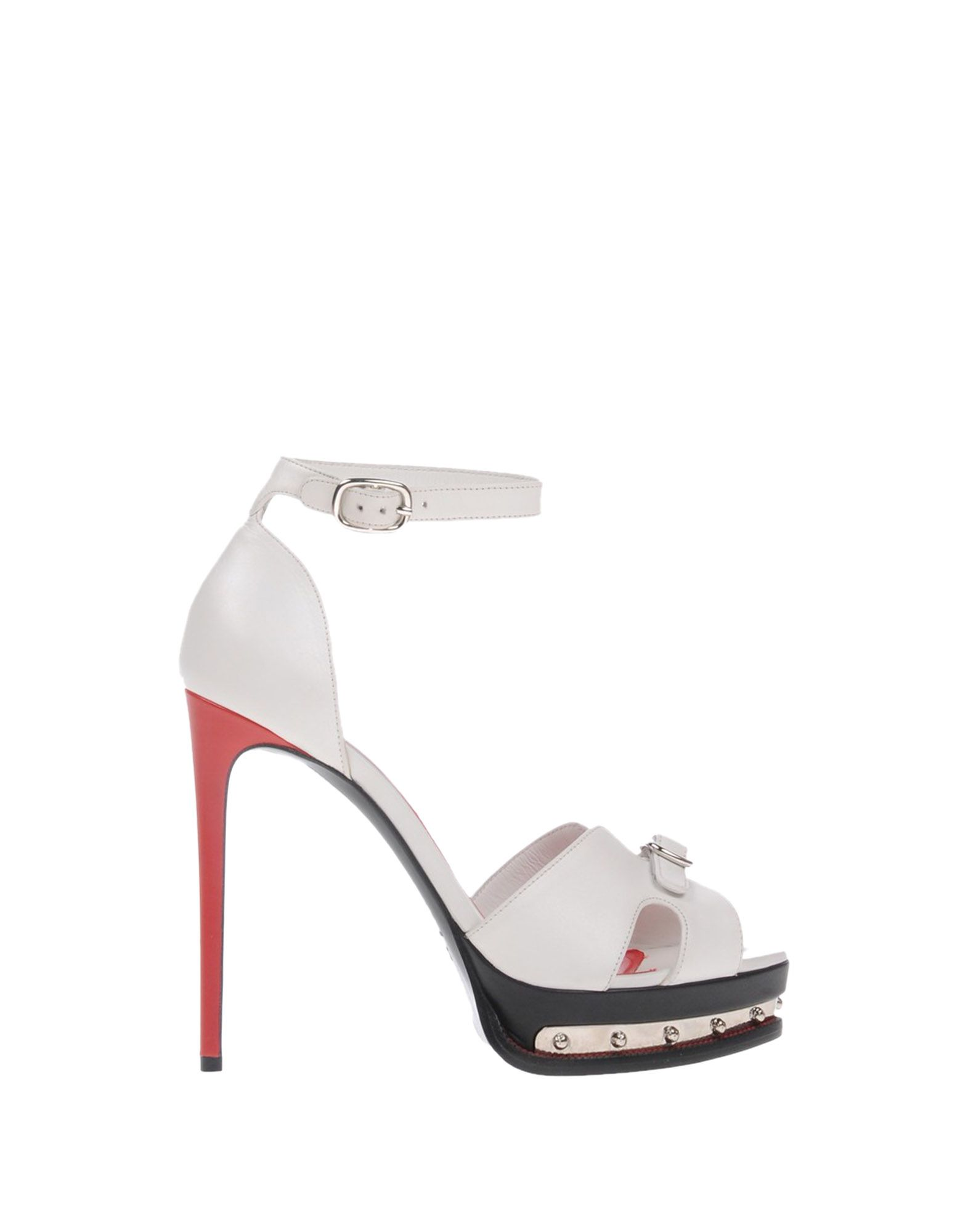 Alexander Mcqueen Sandalen aussehende Damen  11433036ELGünstige gut aussehende Sandalen Schuhe 79a8da