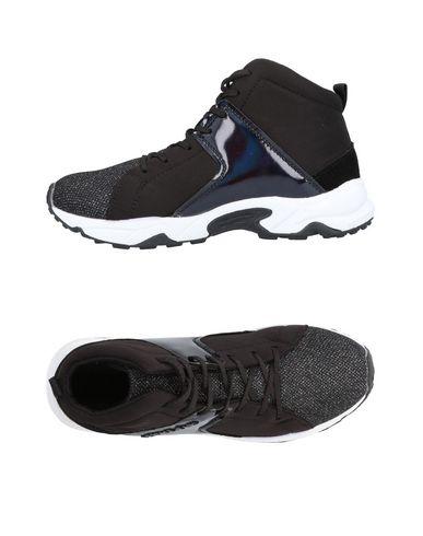 cheap for discount 2b849 914f1 Zapatillas Versace Jeans Mujer - Zapatillas Versace Jeans - 11433446QI Negro