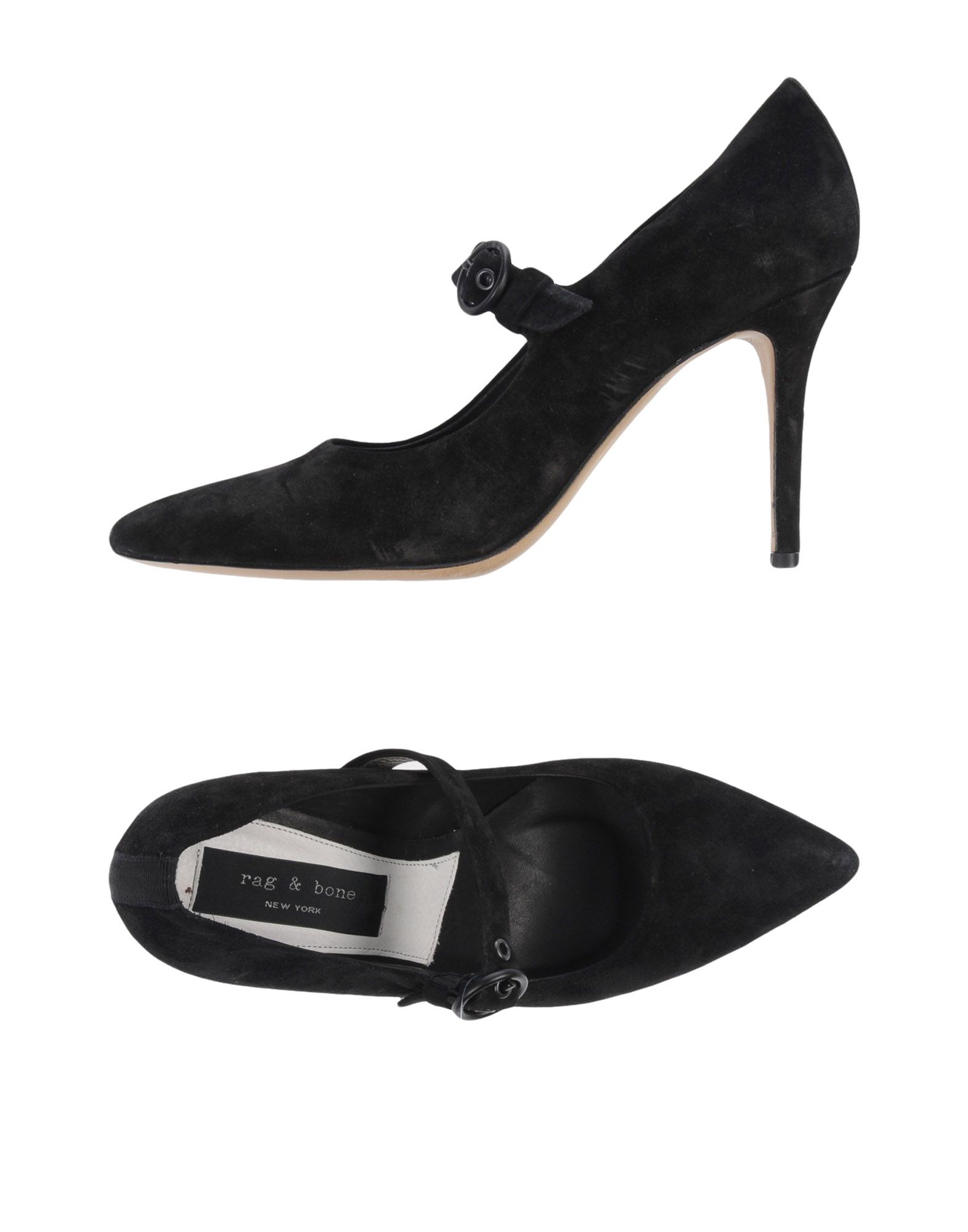 Stilvolle billige Schuhe Rag & 11433450ON Bone Pumps Damen  11433450ON & b491fa