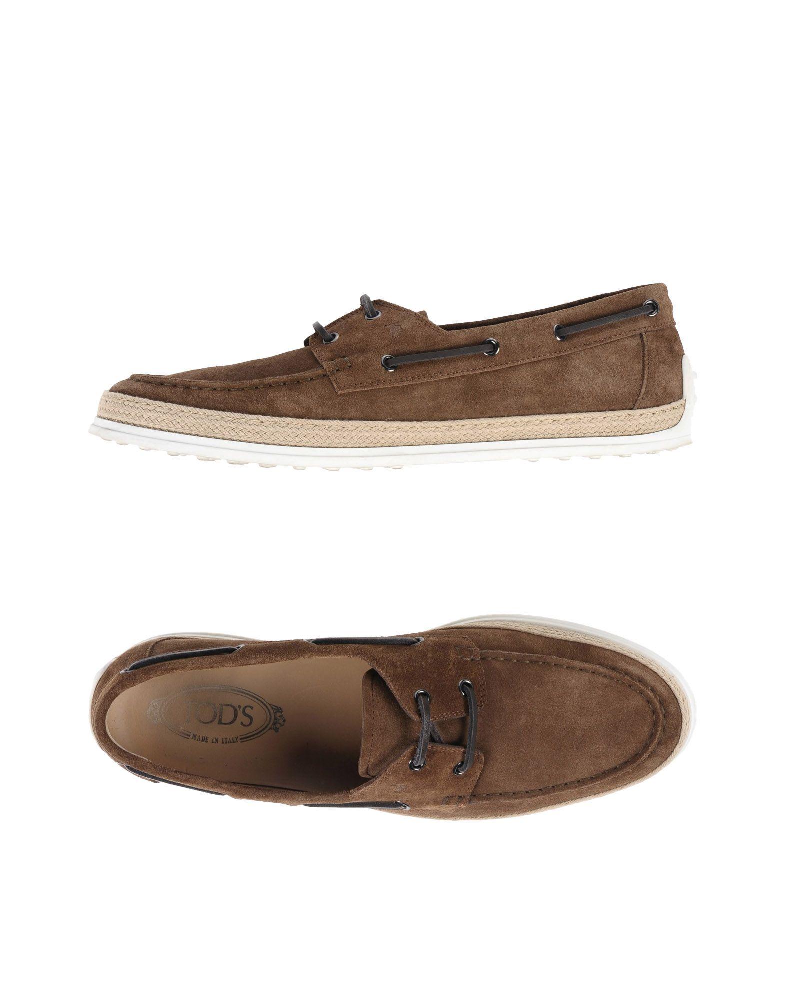 Tod's Schnürschuhe Herren  11433455QE Gute Qualität beliebte Schuhe Schuhe Schuhe 086327
