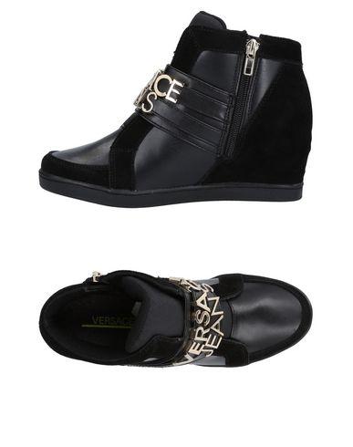 Zapatos de hombres moda y mujeres de moda hombres casual Zapatillas Versace Jeans Mujer - Zapatillas Versace Jeans - 11433457IS Negro 5576ff