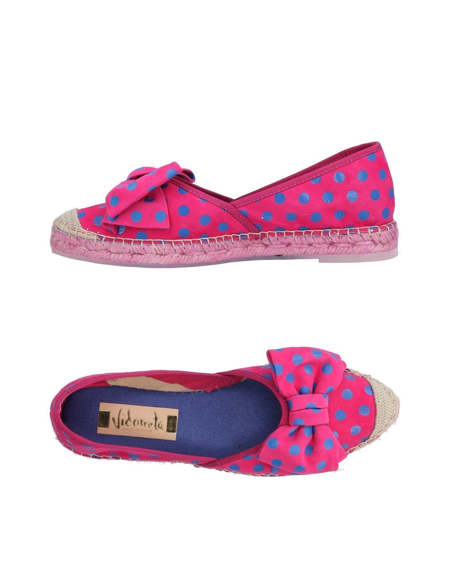 Haltbare Mode billige Schuhe Vidorreta Espadrilles Damen  11433462RW Heiße Schuhe