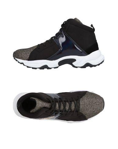 Zapatos cómodos y versátiles Zapatillas Versace Jeans Mujer - Zapatillas Versace Jeans - 11433468EC Negro