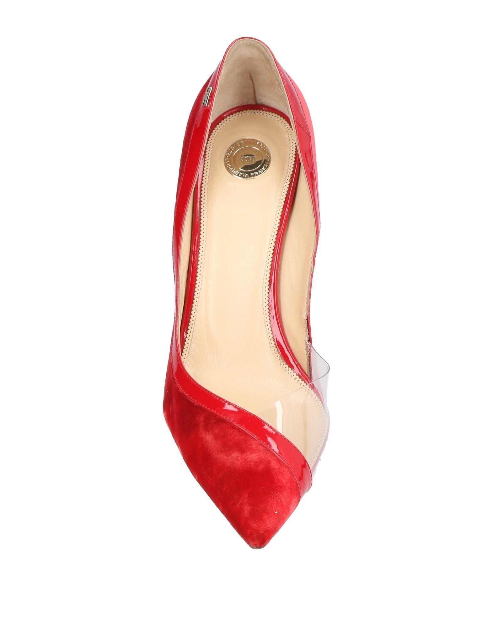 Elisabetta Franchi aussehende Pumps Damen  11433470SXGut aussehende Franchi strapazierfähige Schuhe 3f1390