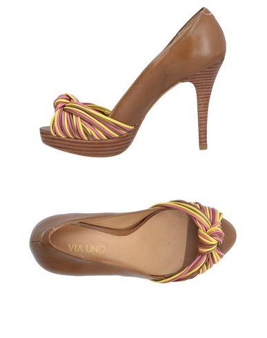 billig real gratis frakt bla Via Uno Shoe clearance 2014 nye klaring rimelig høy kvalitet Mnnxga