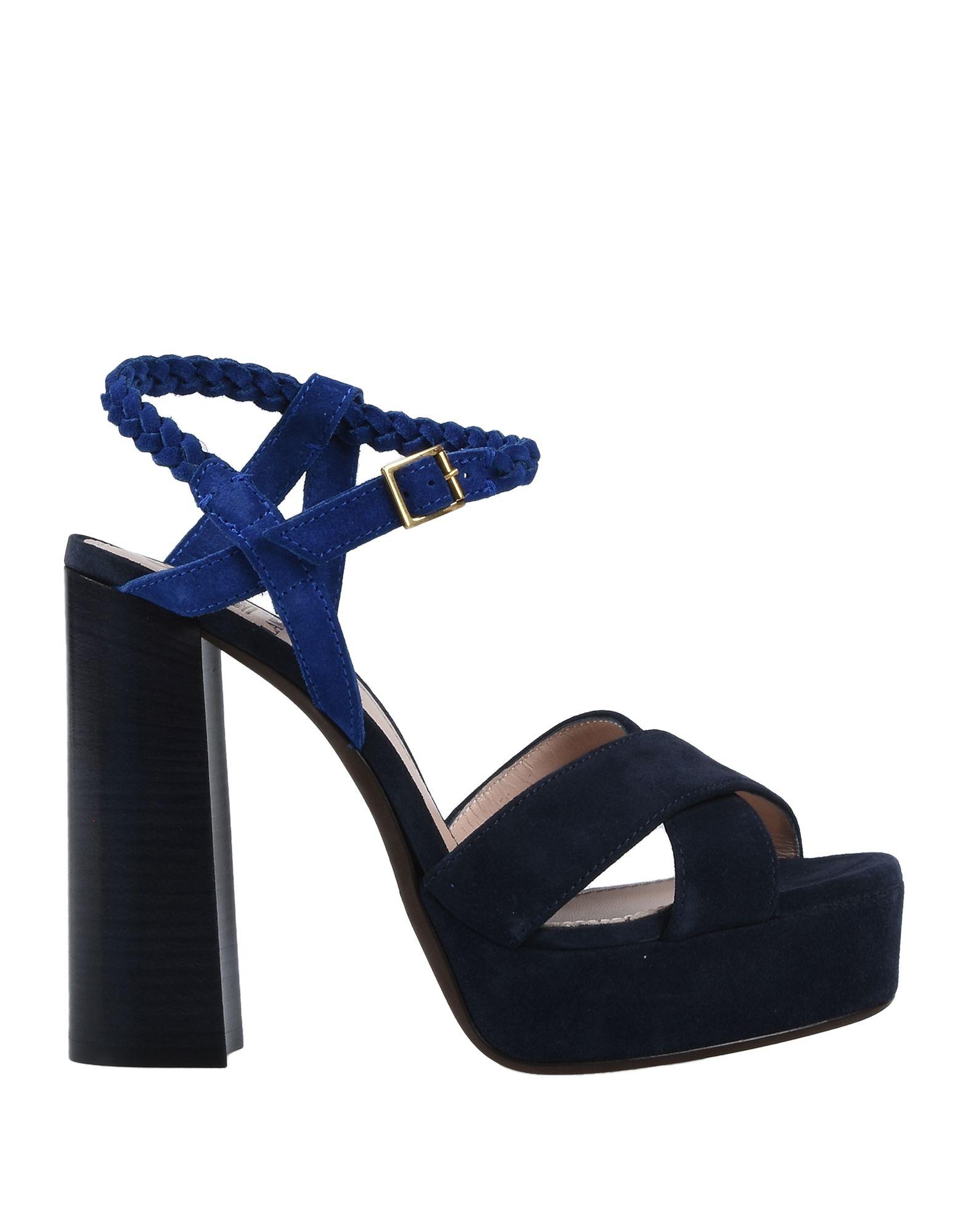 Stilvolle billige Schuhe Lanvin Sandalen Damen    11433538UH c0213f