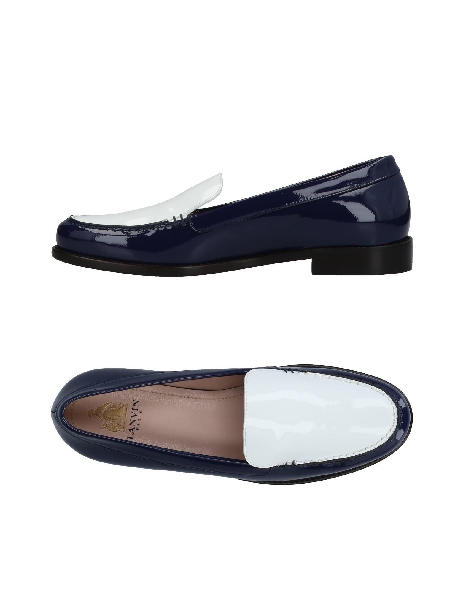 Lanvin Mokassins Damen aussehende  11433550FOGut aussehende Damen strapazierfähige Schuhe b77f1c