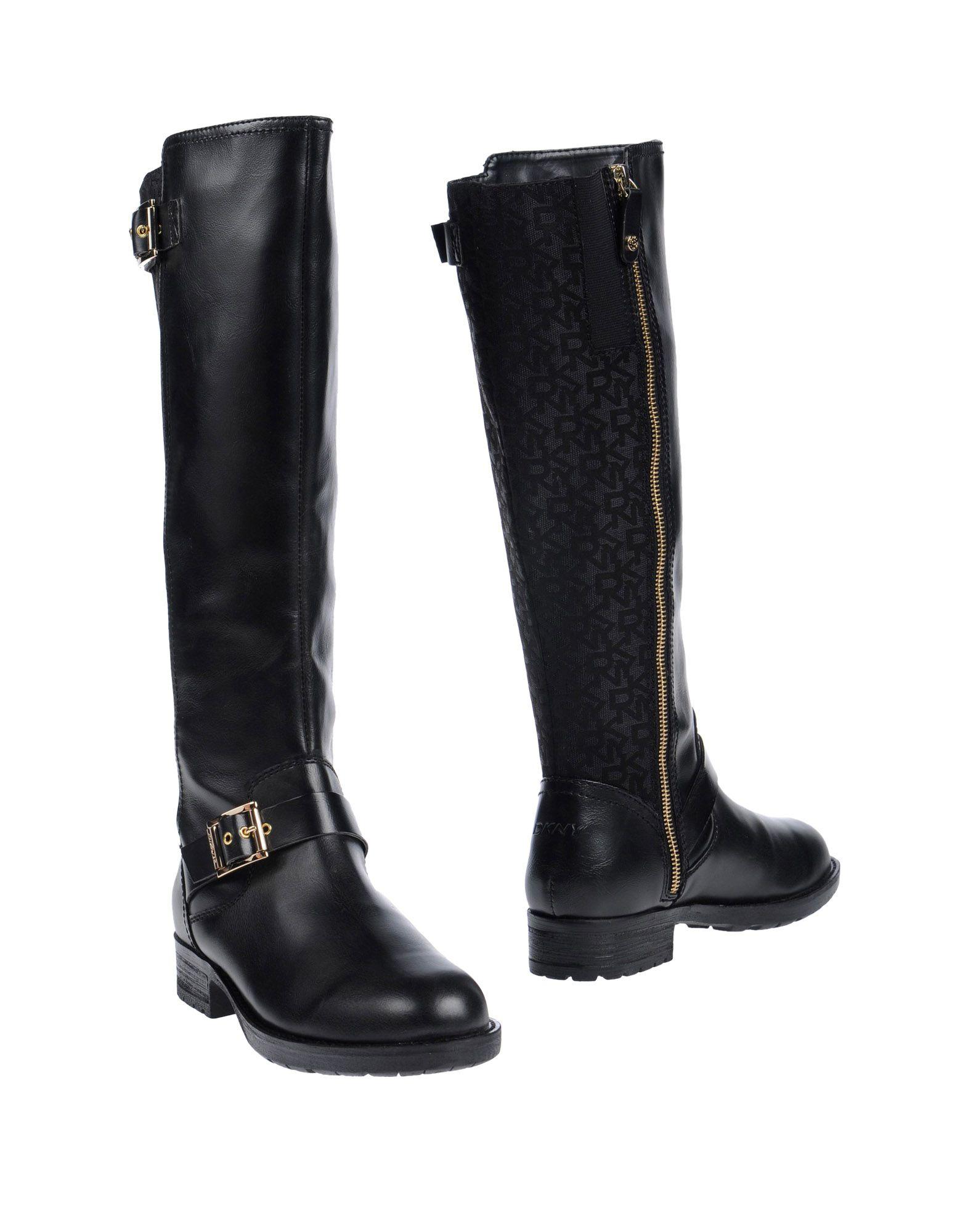 Stilvolle billige Schuhe Dkny Stiefel Damen  11433647TL