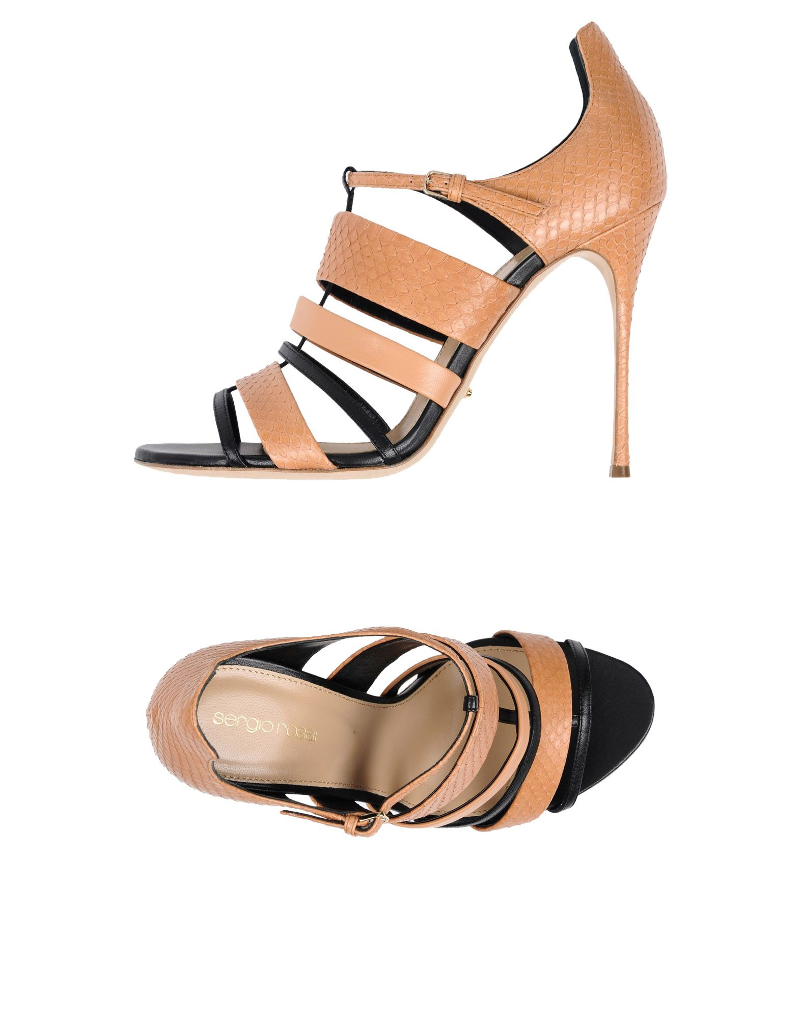Sergio Rossi Sandalen Damen Schuhe  11433660LFGünstige gut aussehende Schuhe Damen 598b4a